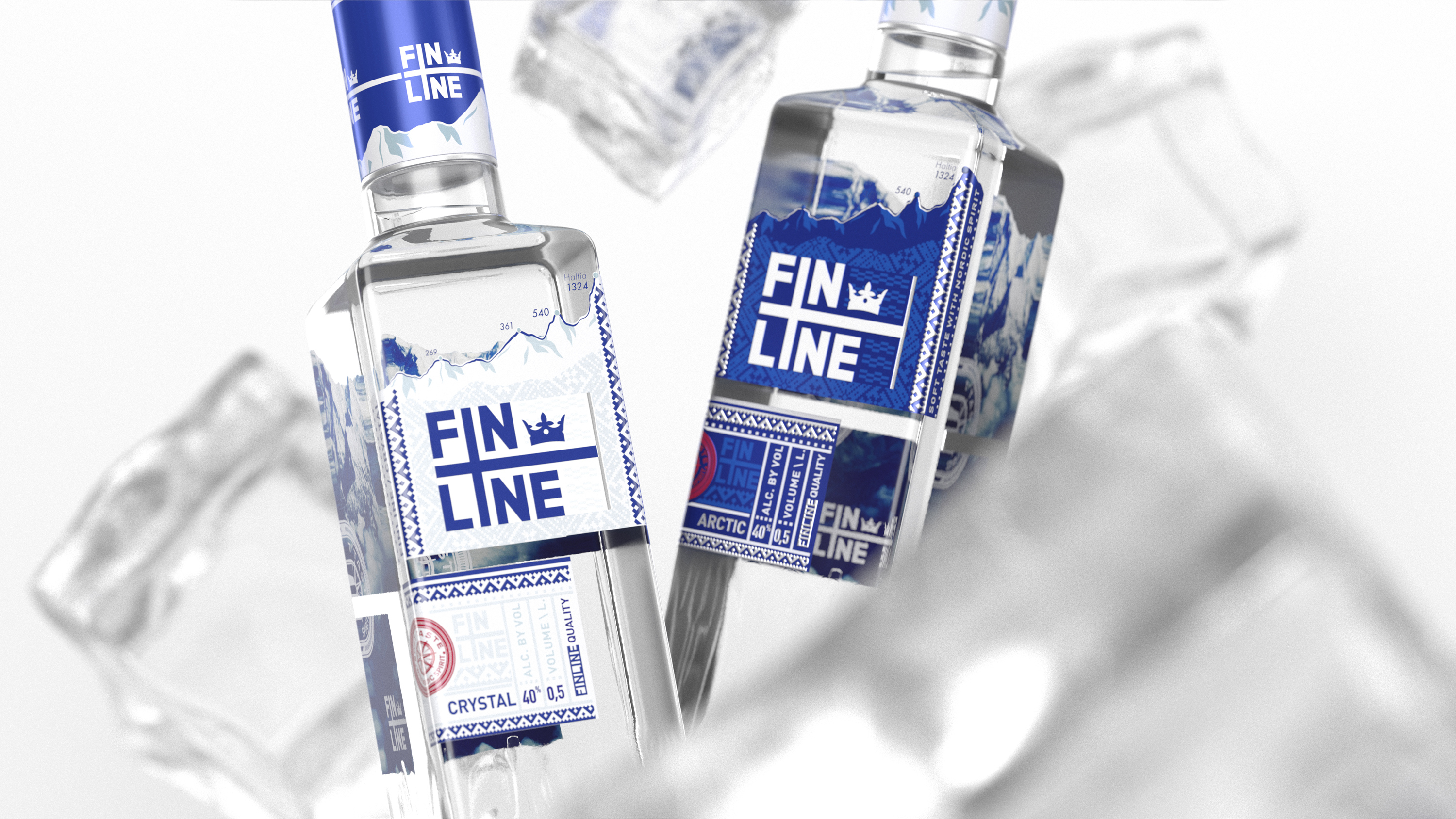 Northern Europe Finline Brand with a Strong Character