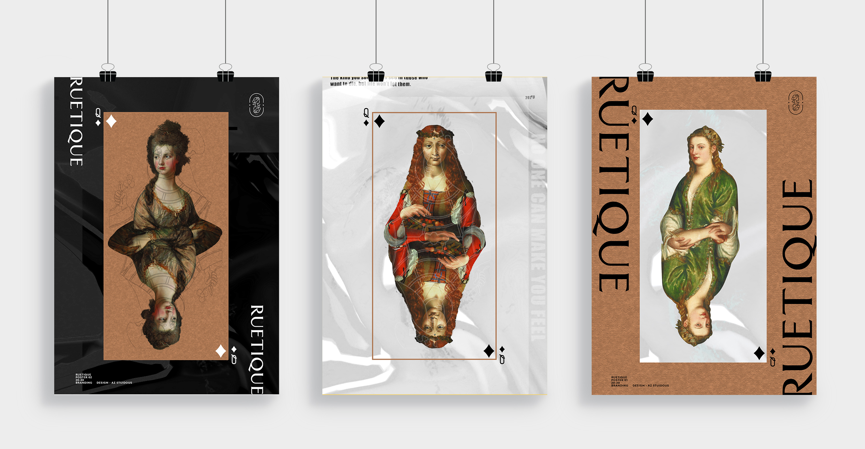 Az-Studios Design Ruetique Brand Identity