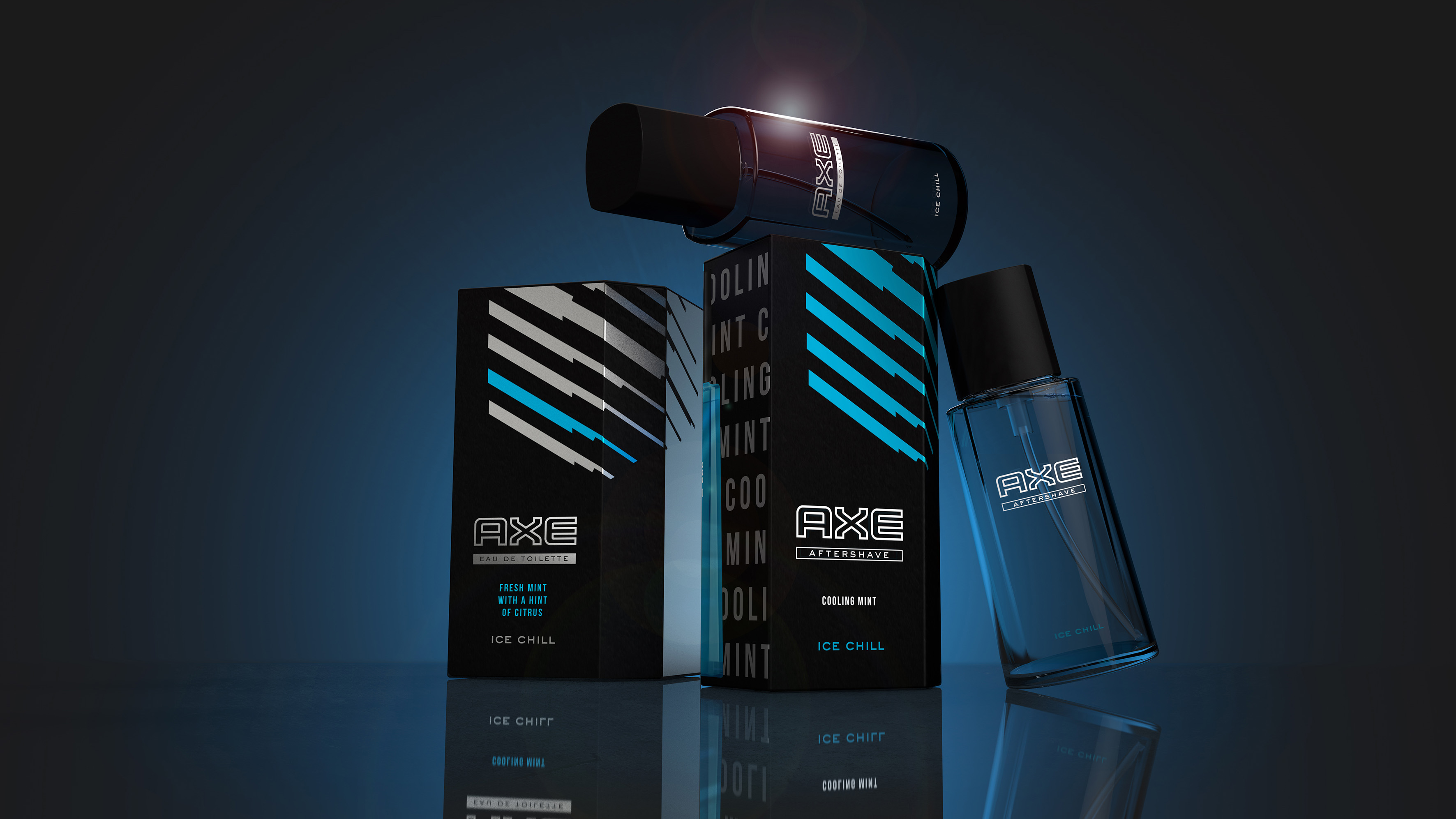 PB Creative Reinvents AXE Fragrance Platform for a New Generation