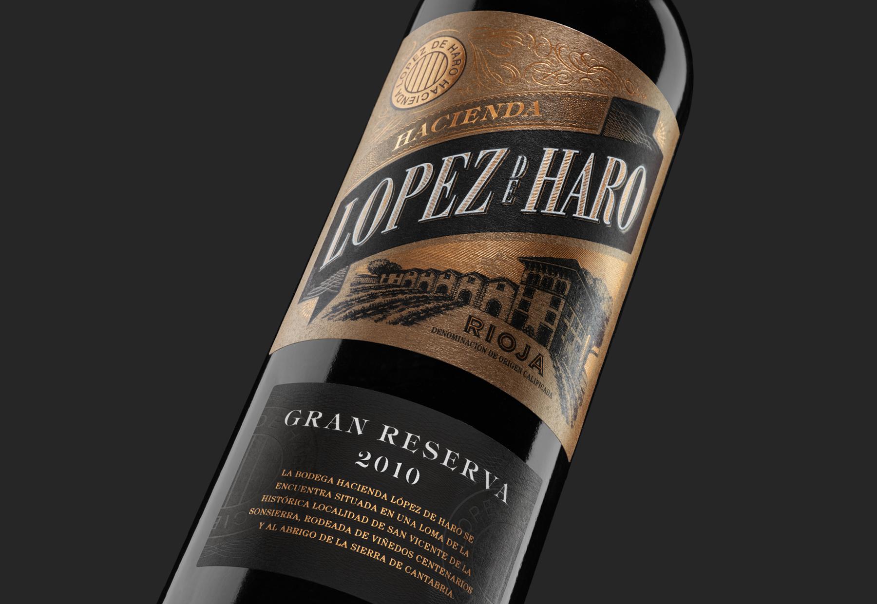 """""""Hacienda Lopez de Haro"""" the Most Contemporary Rioja Classic by Moruba"""