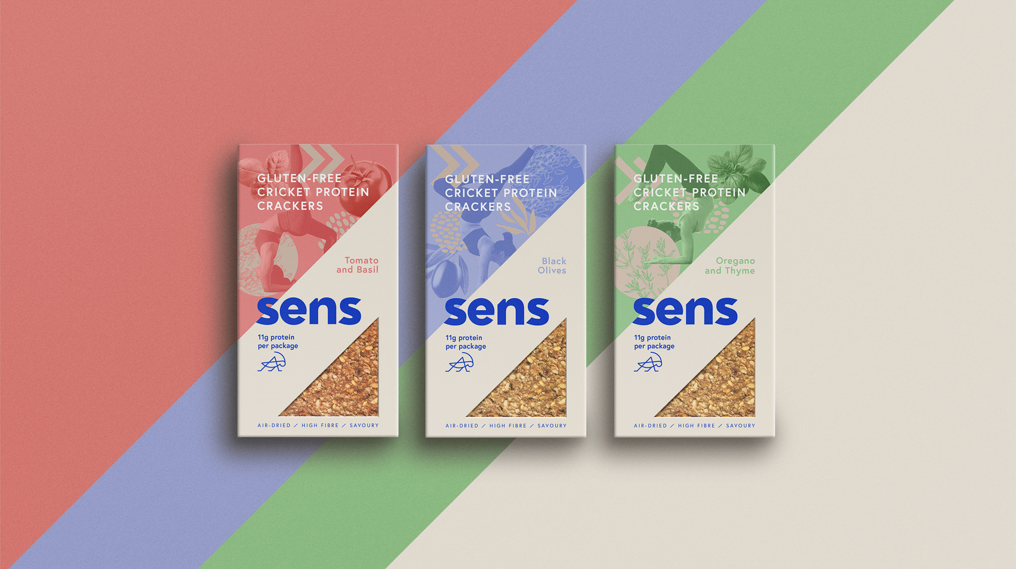 Making Sens of Eating Insects the New Normal Designed by Andreea Bora