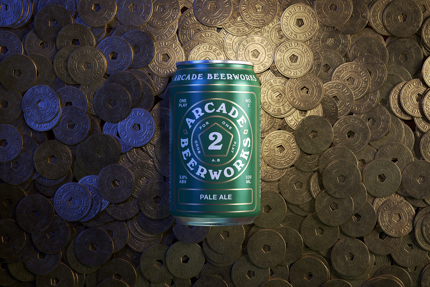 Good for One play: Arcade Beerworks New Own Brand Created by Thirst Craft