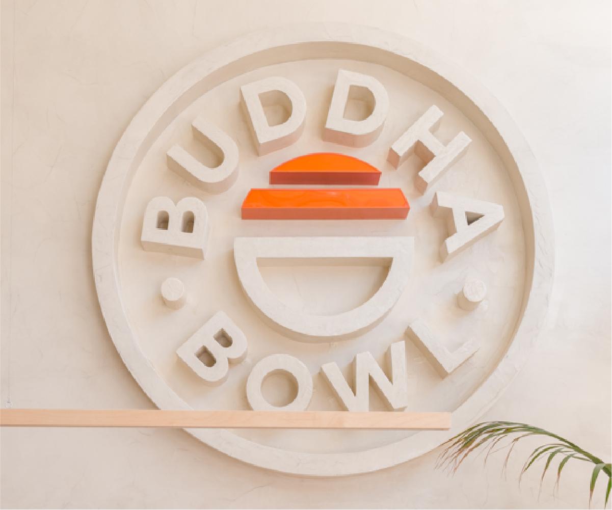 Buddha Bowl Restaurant by Kostis Sotirakos