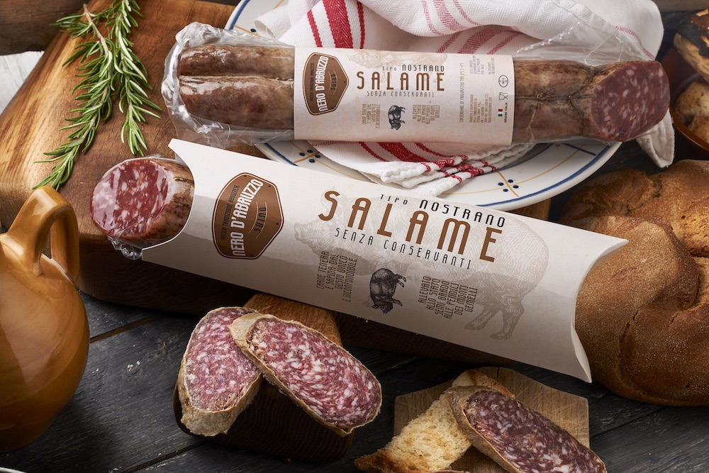 Packaging that Combines Innovation with the Abruzzo Tradition