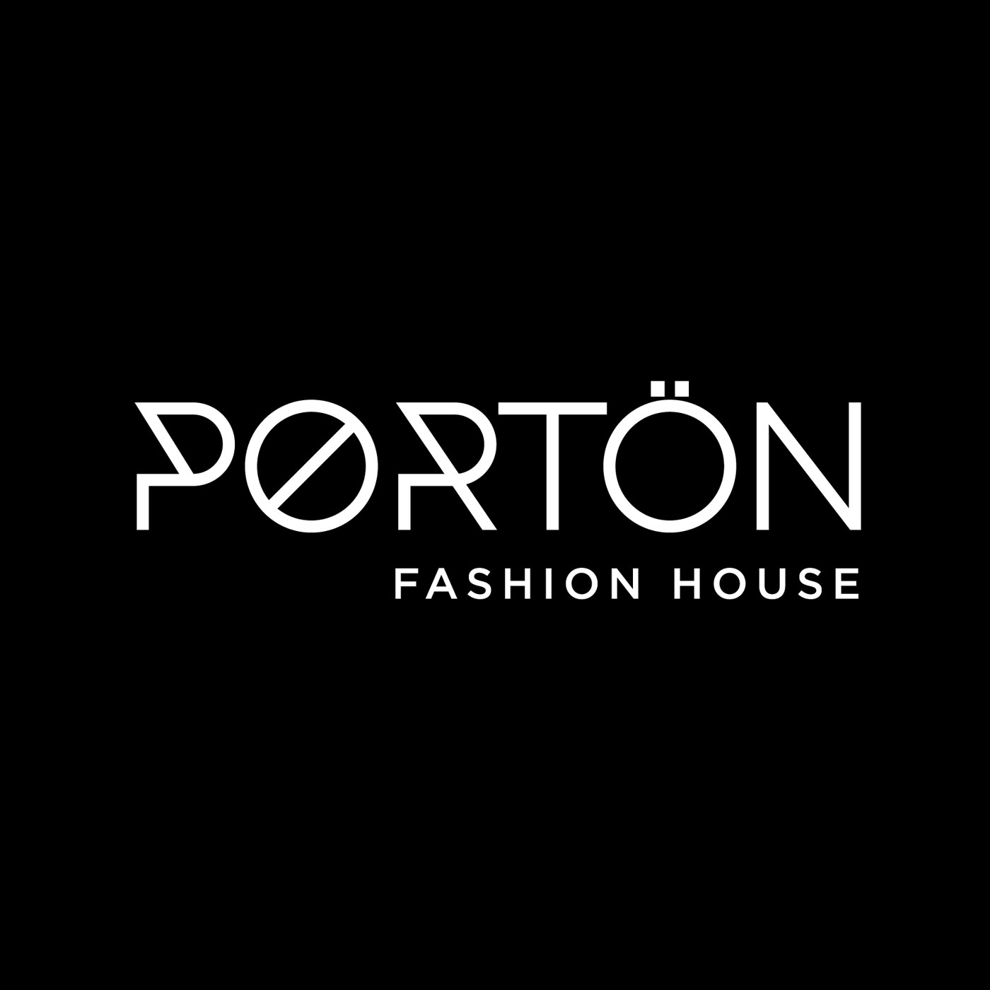 Ovö Design Creates New Branding Portön Fashion House
