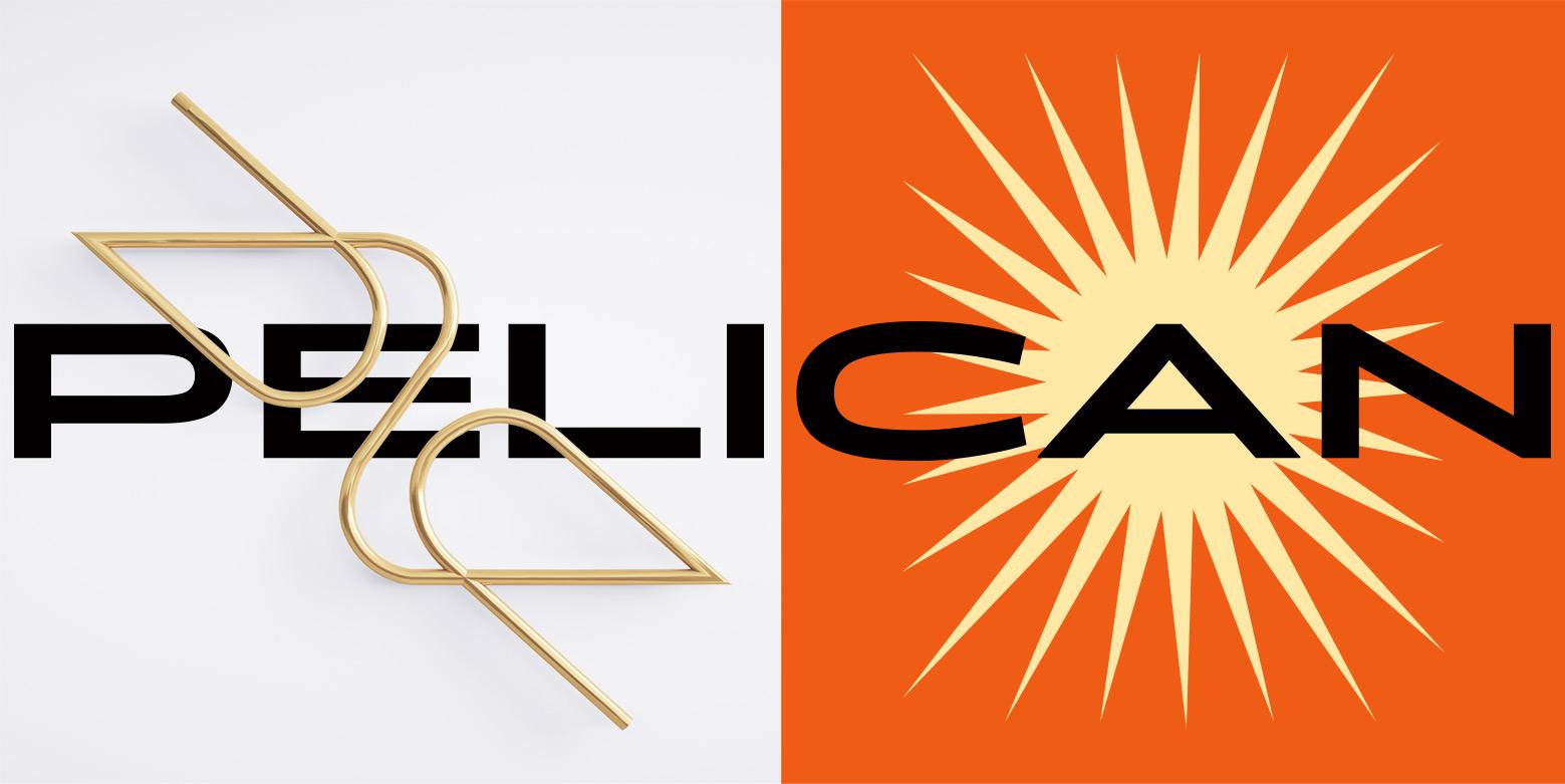 Luminous Design Group Creates Brand Identity for Pelican, All-Day Café Bar-Restaurant