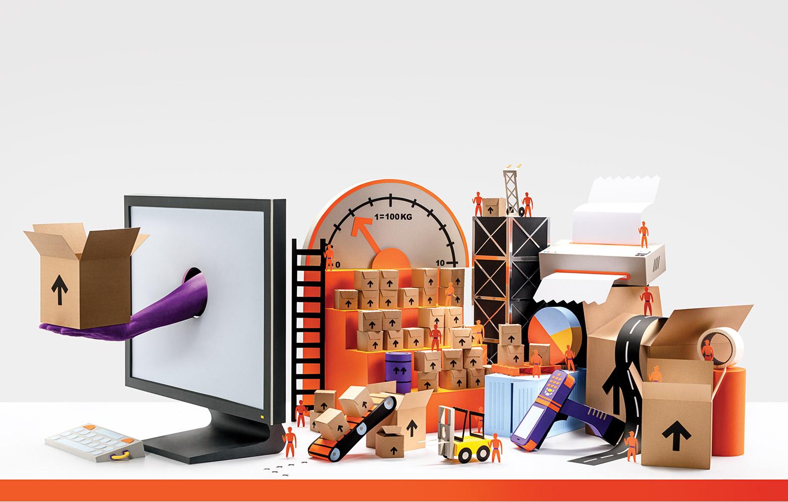 Luminous Design Group Creates Playful Brand Identity for Logika