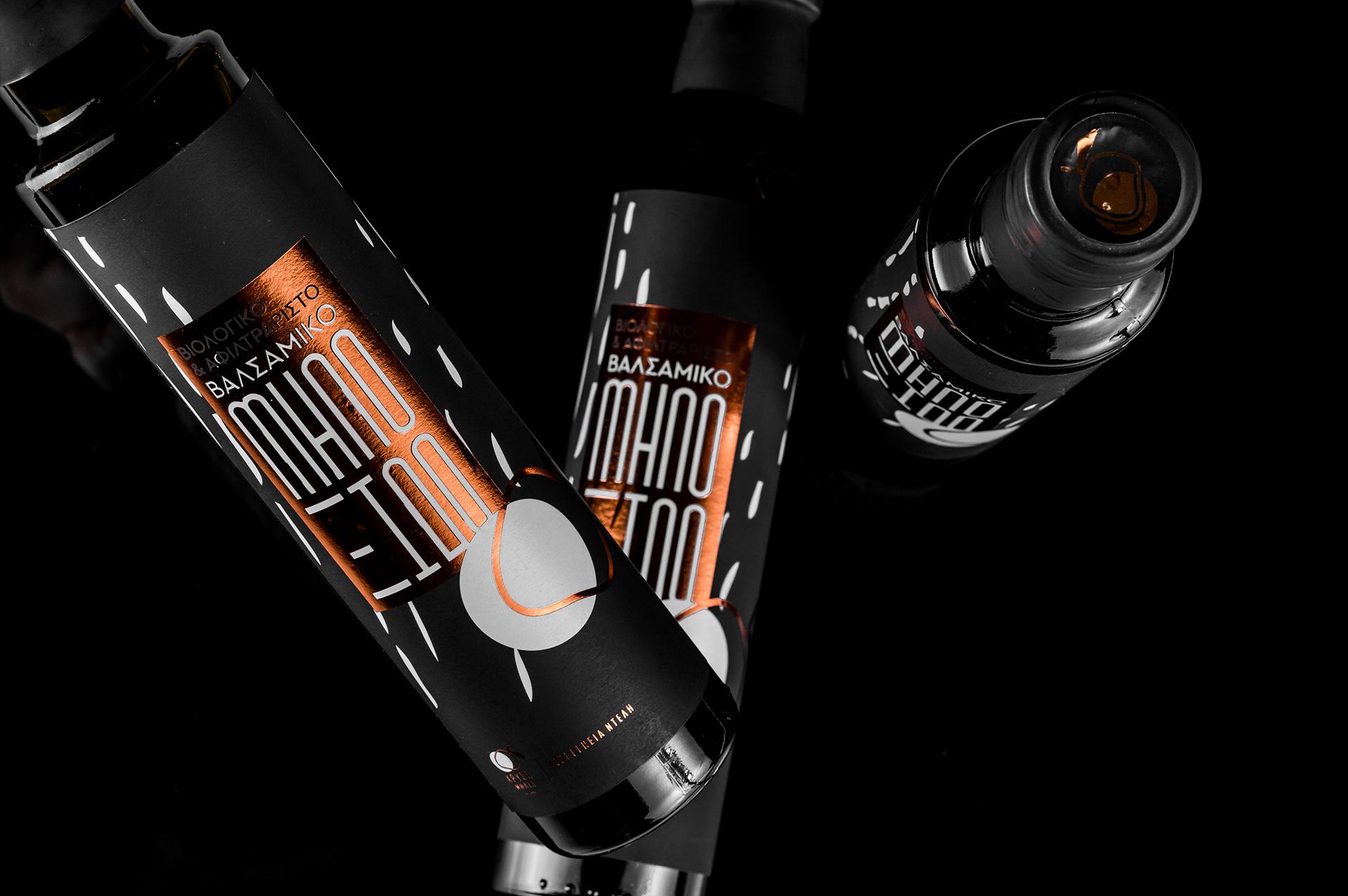 Chrysi Milia, The Balsam Apple Cider Vinegar Designed by Sowl Creative Studio