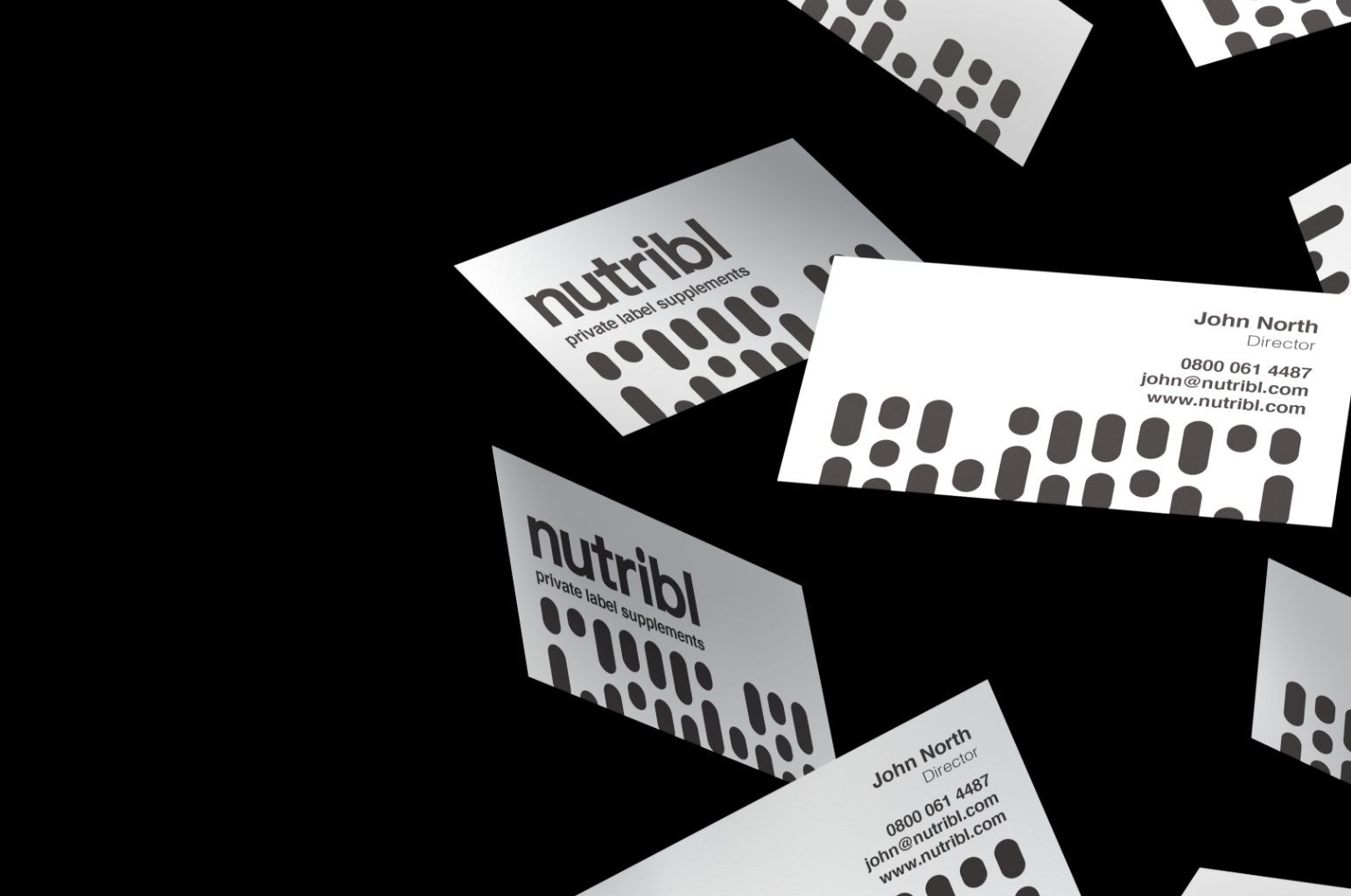 Wonderstuff Behind the New Brand and Packaging Design for Nutribl