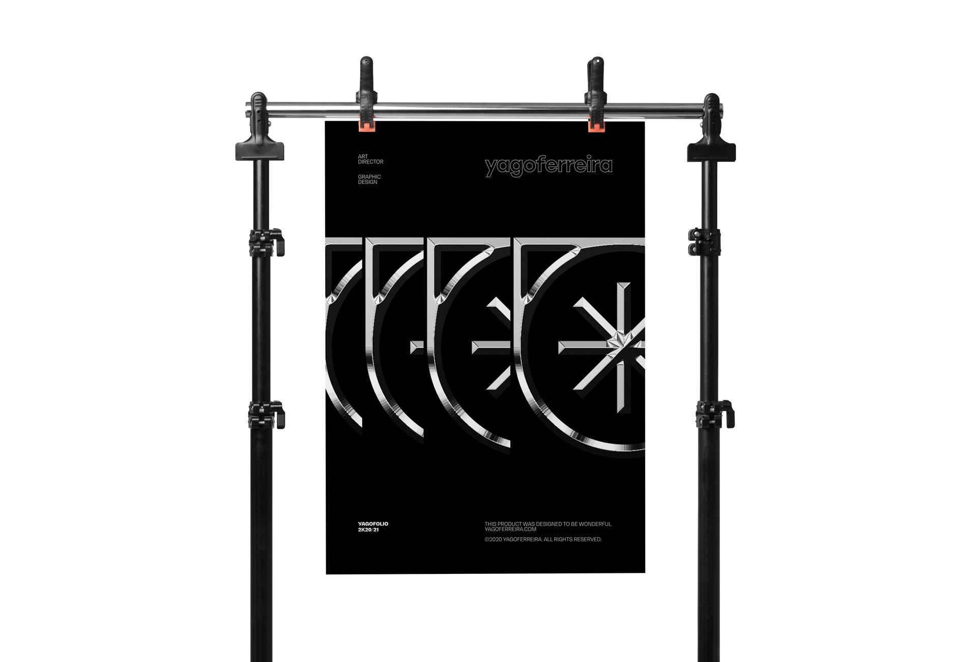 Yago Ferreira Designs his own Brand Identity