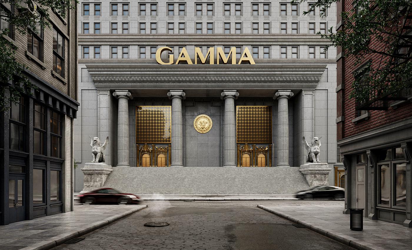 Brazilian Team Rebrands Gamma, a Premium Private Bank