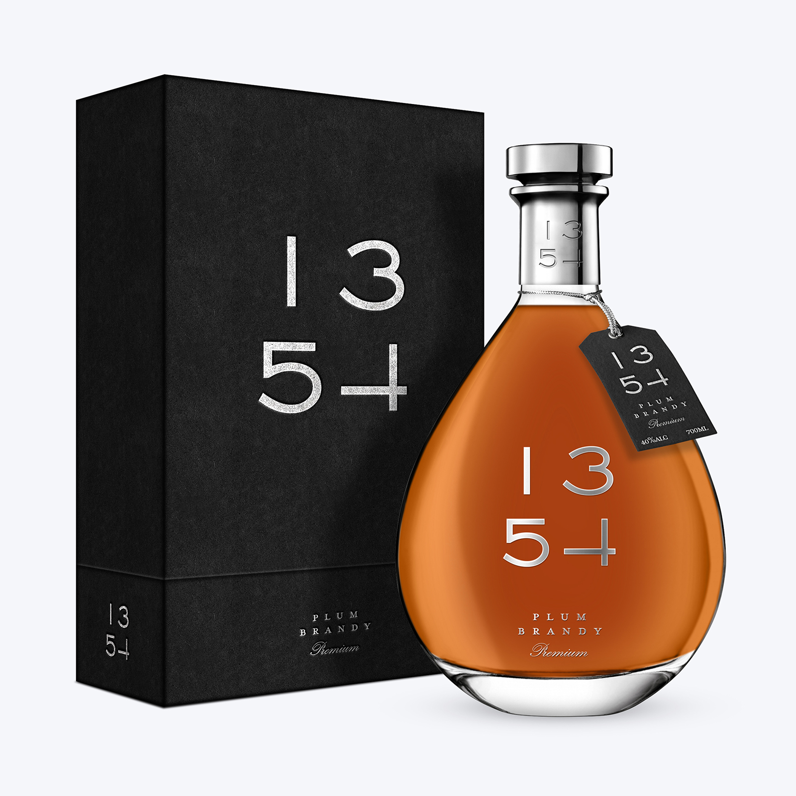 bobo88dsgn Create 1354 Plum Brandy Premium Packaging Design
