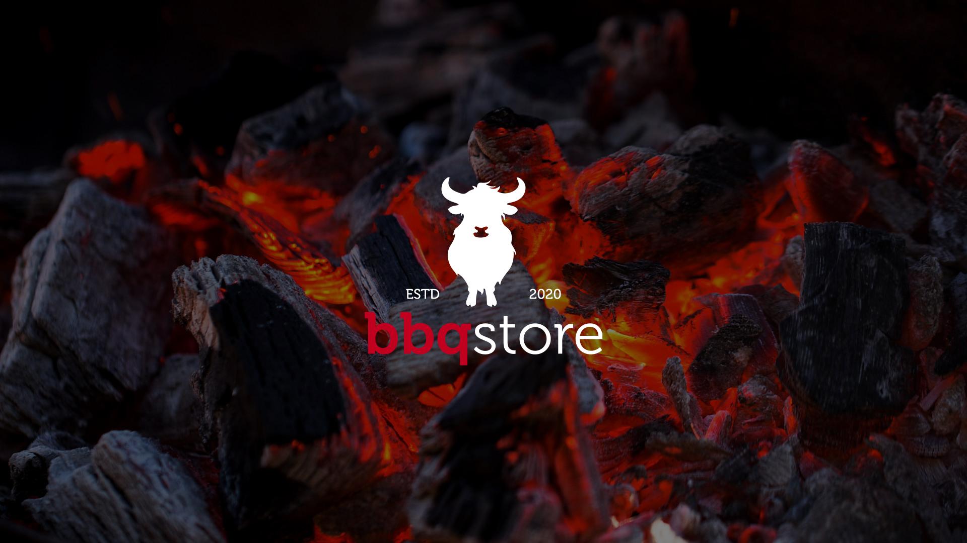 Digital Factory Creates BBQ Store Branding, BBQstore