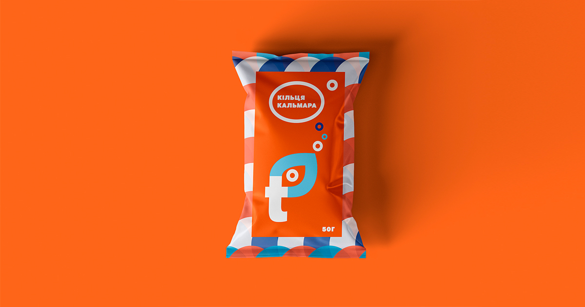 Brand Design Refresh for Fish Snacks to Attract Younger Target Audience