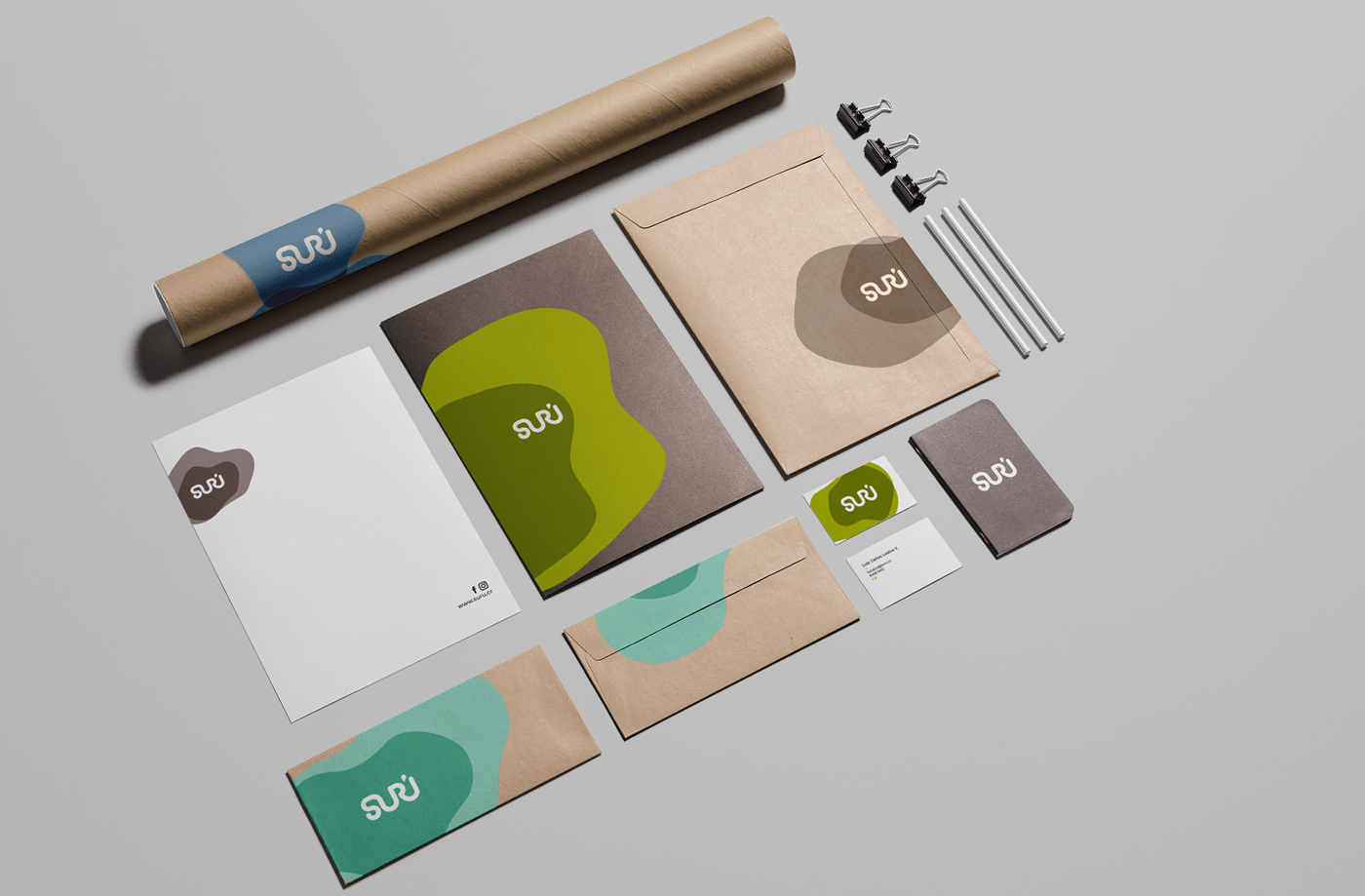 Surú is a Beautiful Commercial Ecosystem Designed by Gitanos