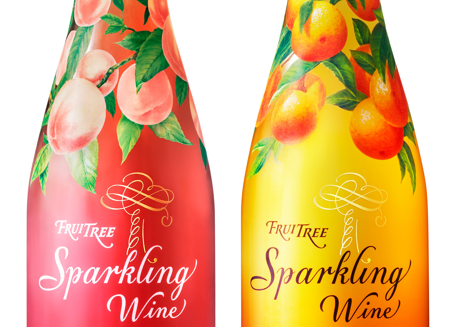 Fruit Sparkling Wine Sparkling Wine with High Fruit Juice Content