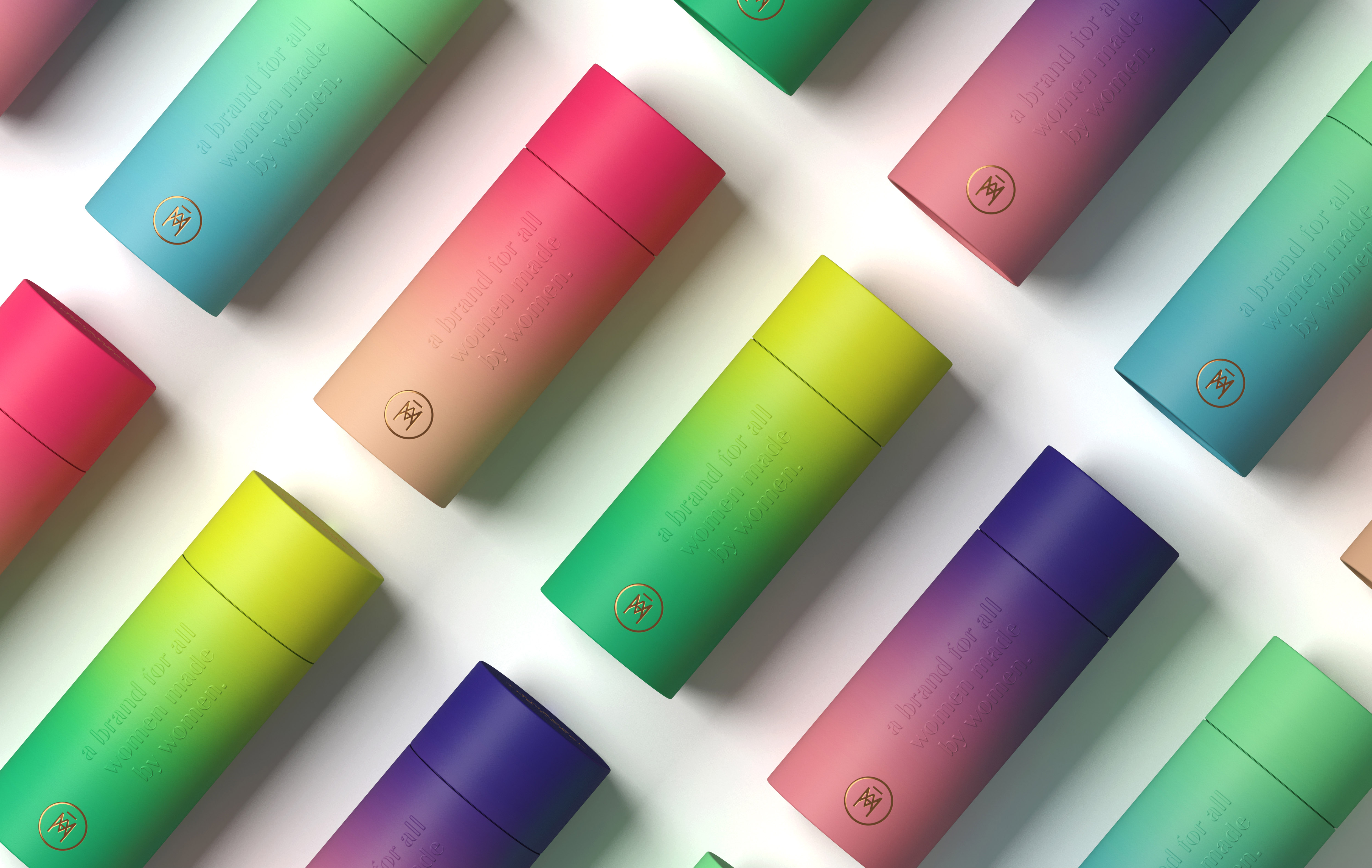 Colourful Packaging for a Creative and Sophisticated Swimwear Brand Designed by Alejandro Gavancho