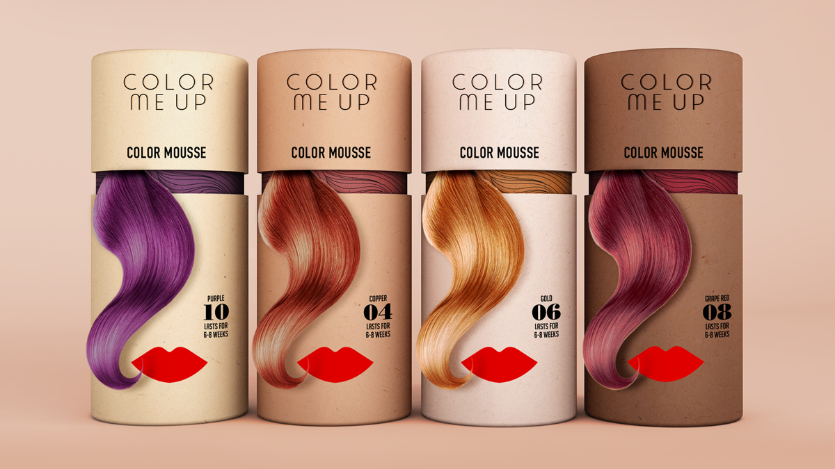Anthem Worldwide's Amsterdam & Brussels Team Concept Design for Change Series 2 – Color Me Up