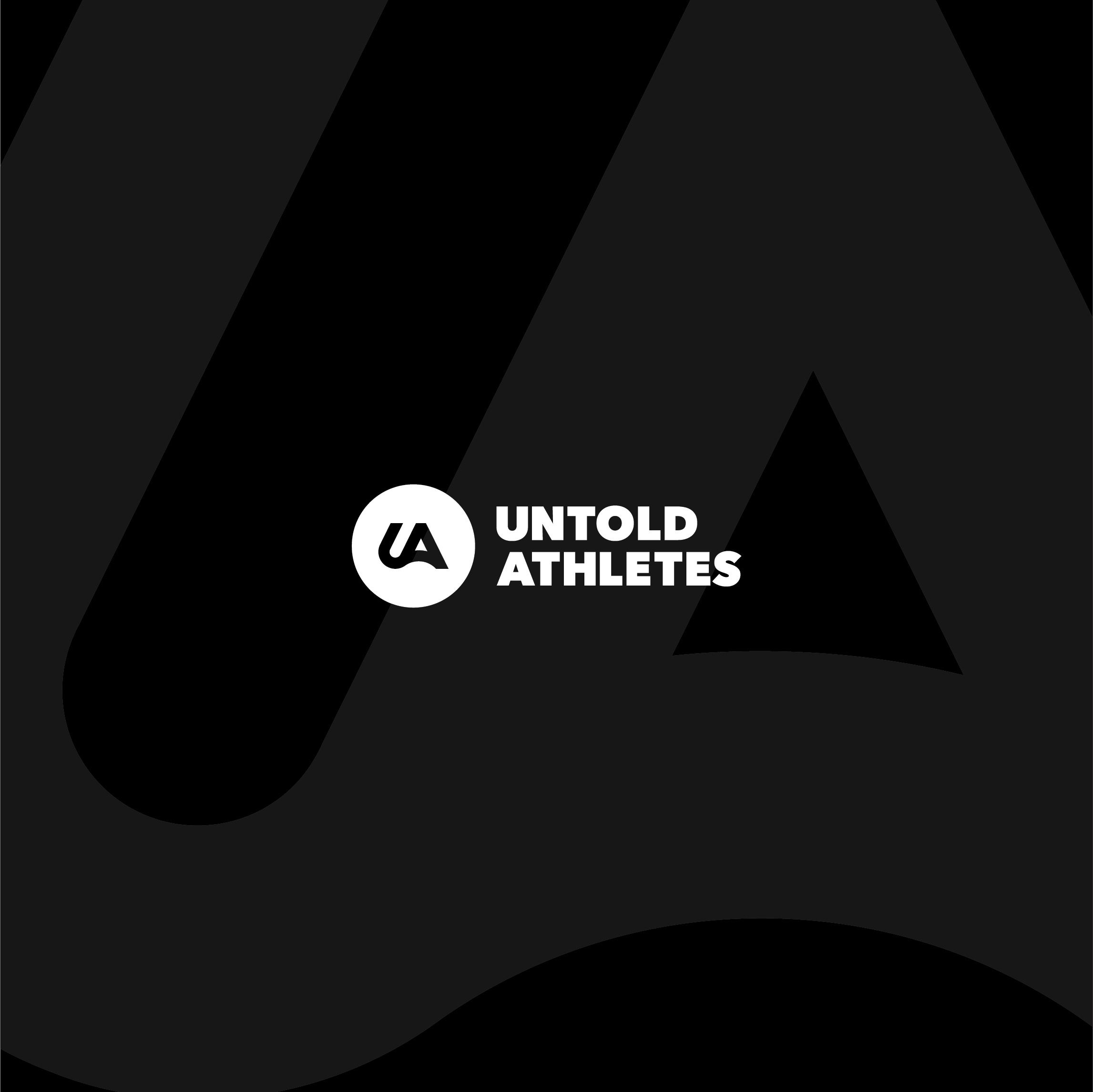 Untold Athletes In-House Design Team Releases New Logo and Brand Identity