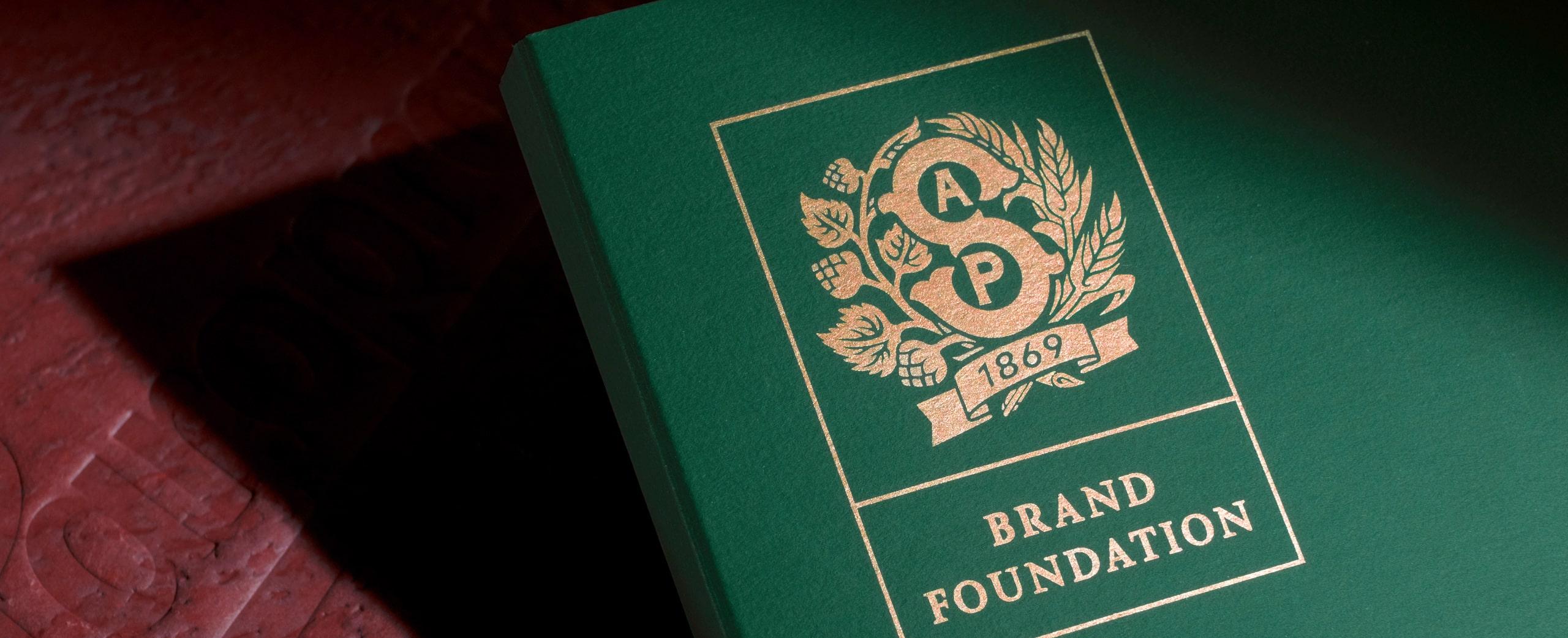 The Multimedia Book of Staropramen Brewery Designed by Cocoon Prague