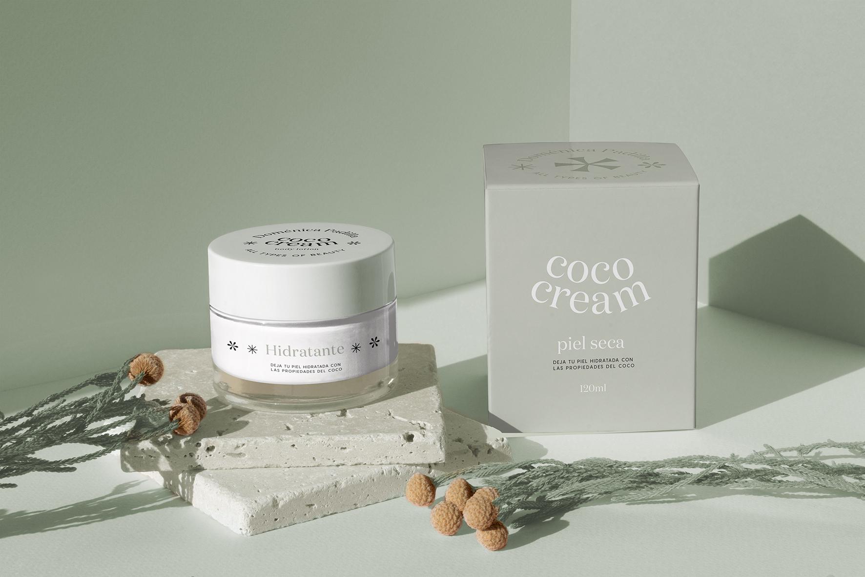 Beauty and Cosmetics Branding Domenica Designed by Tais Kahatt