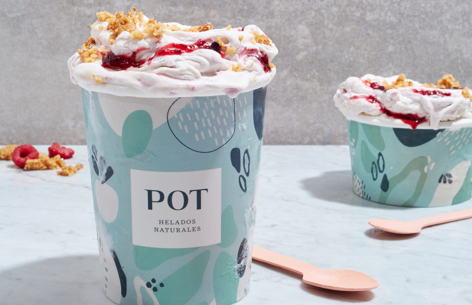 Pot the Sustainable Ice Cream from Argentina