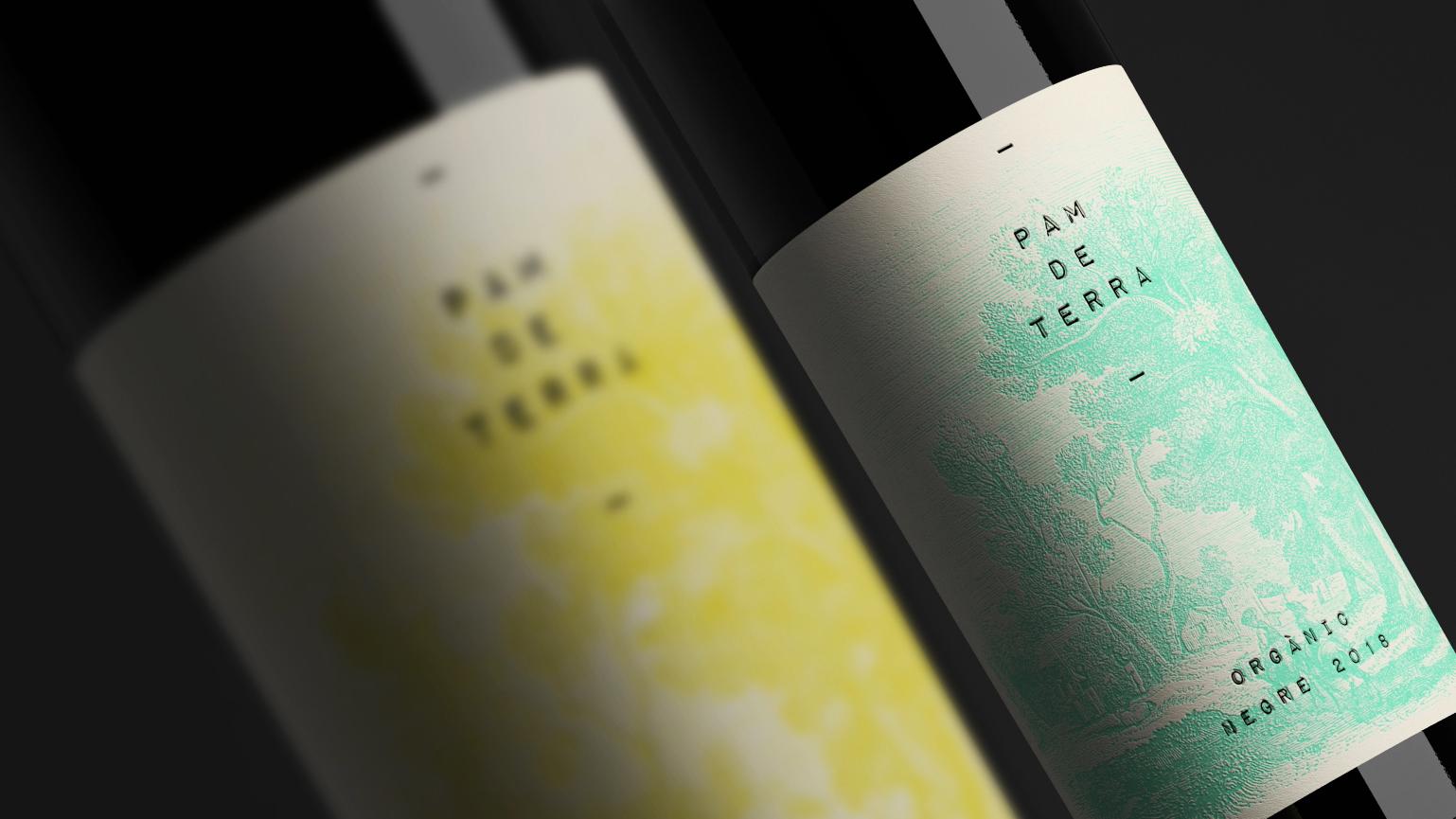 Pam De Terra, Exclusive Organic Wines Designed by Brava Collective