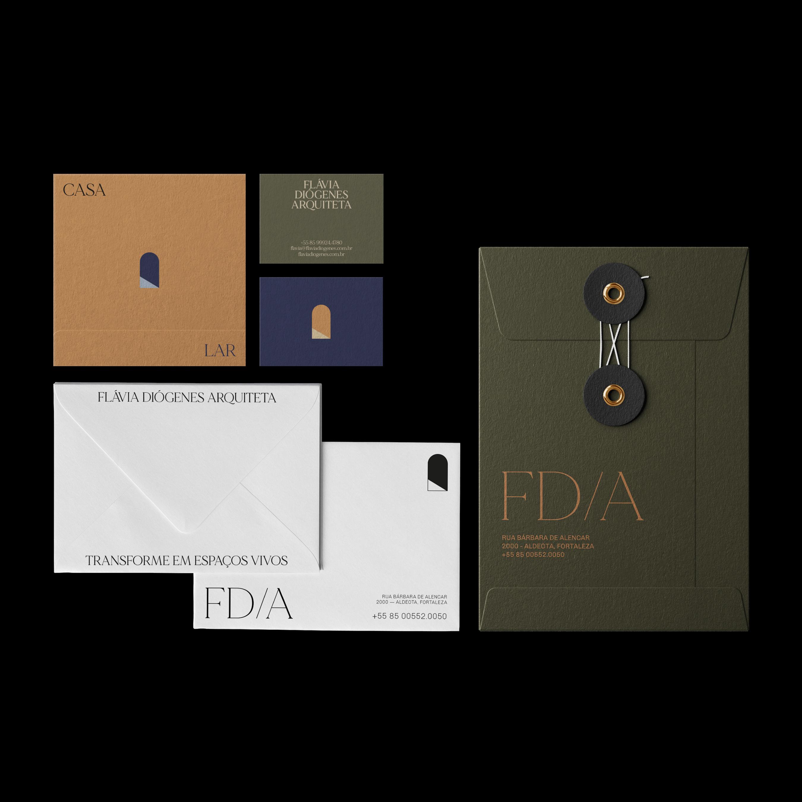 Carta&Carta Creates a New Brand Project for FD/A