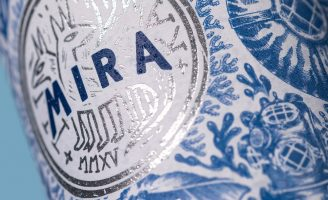 Studio OUAM Create New Label Design for a Beer Dedicated to Sea Food from Mira Brewery
