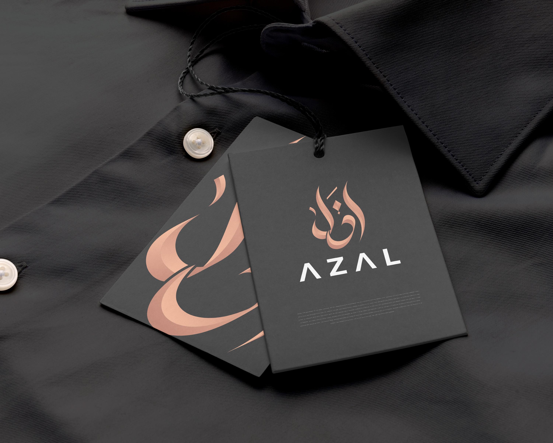 Clothing Company Azal Brand Identity Design by Callidus Studio