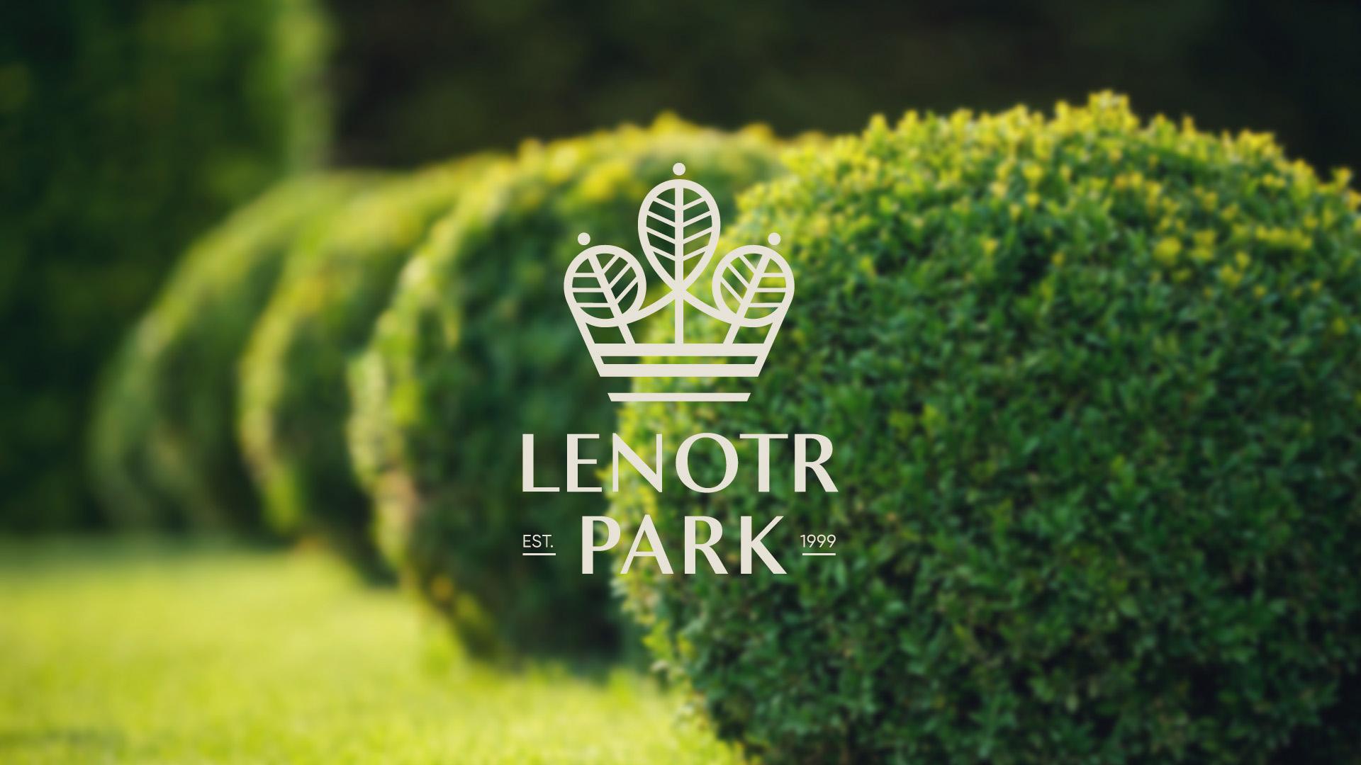 Visual Identity for Landscape Workshop Lenotr Park by Levon Grigoryan