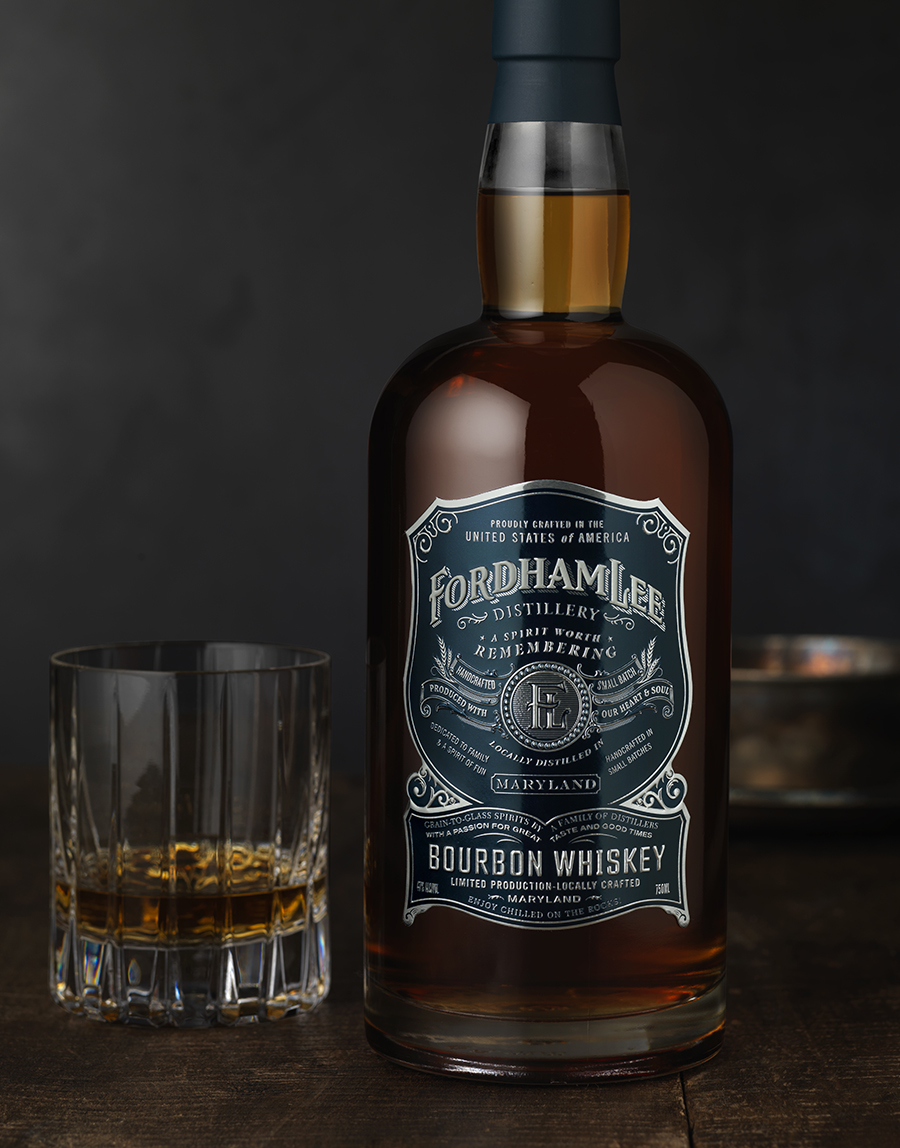 Fordham Lee – A Spirit Worth Remembering: Brand and Packaging Designed by CF Napa Brand Design