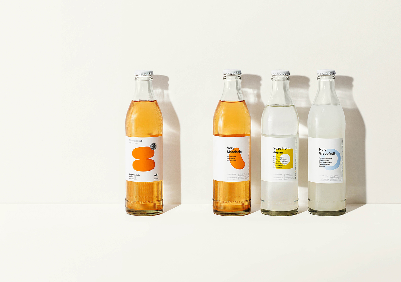 Marx Design Create Brand and Packaging Design for StrangeLove Local Soda