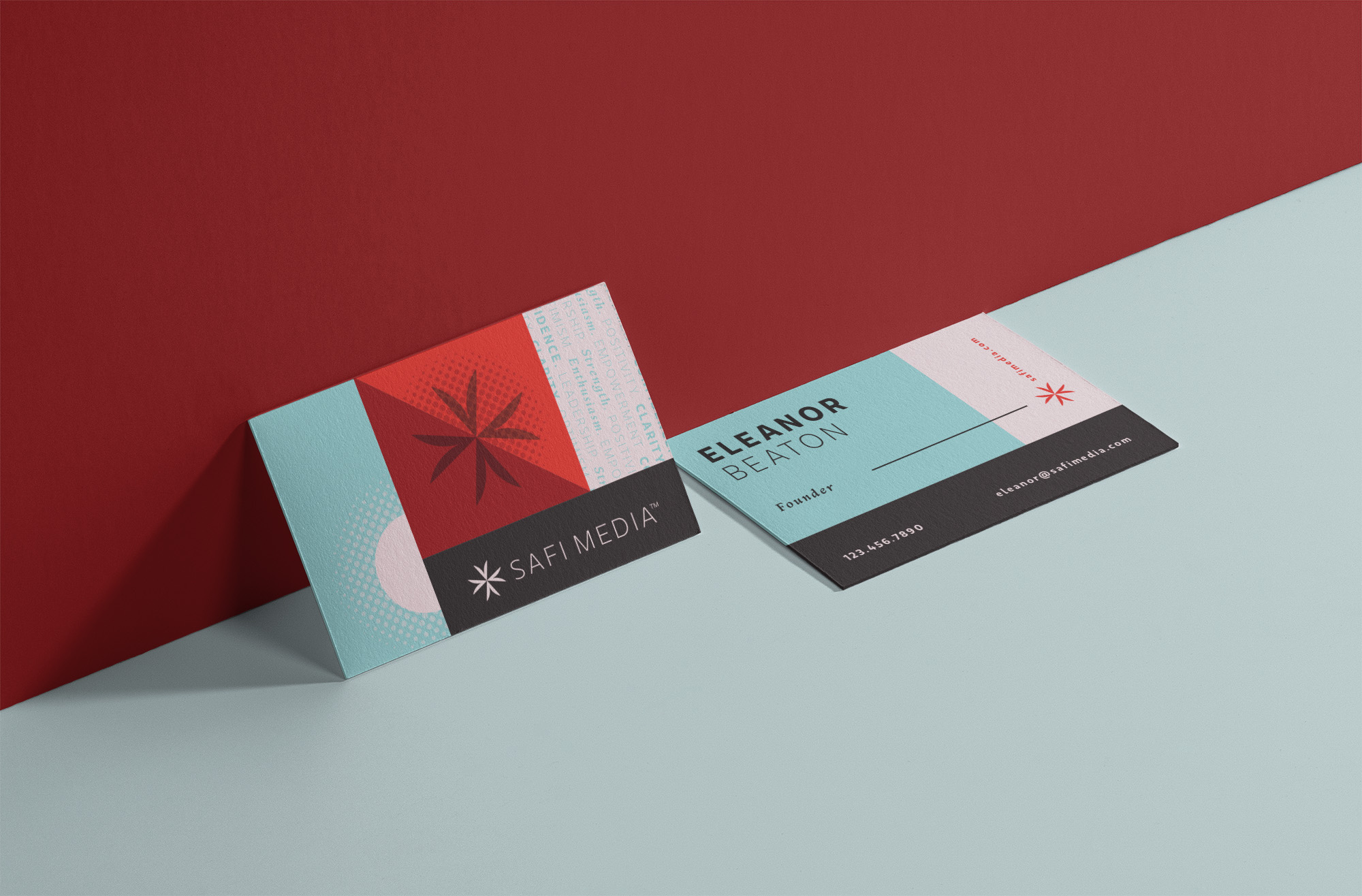 Creative Chameleon Studio New Brand Identity For International Business Coach