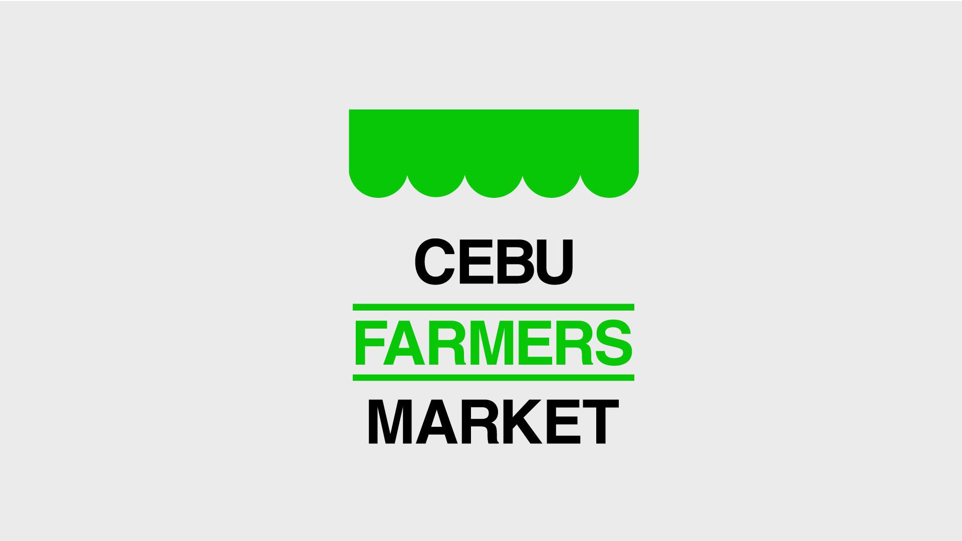 Tribox Create Cebu Farmers Market Brand Identity