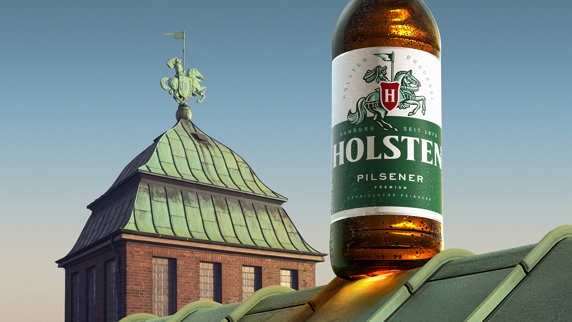 Design Bridge – Holsten beer