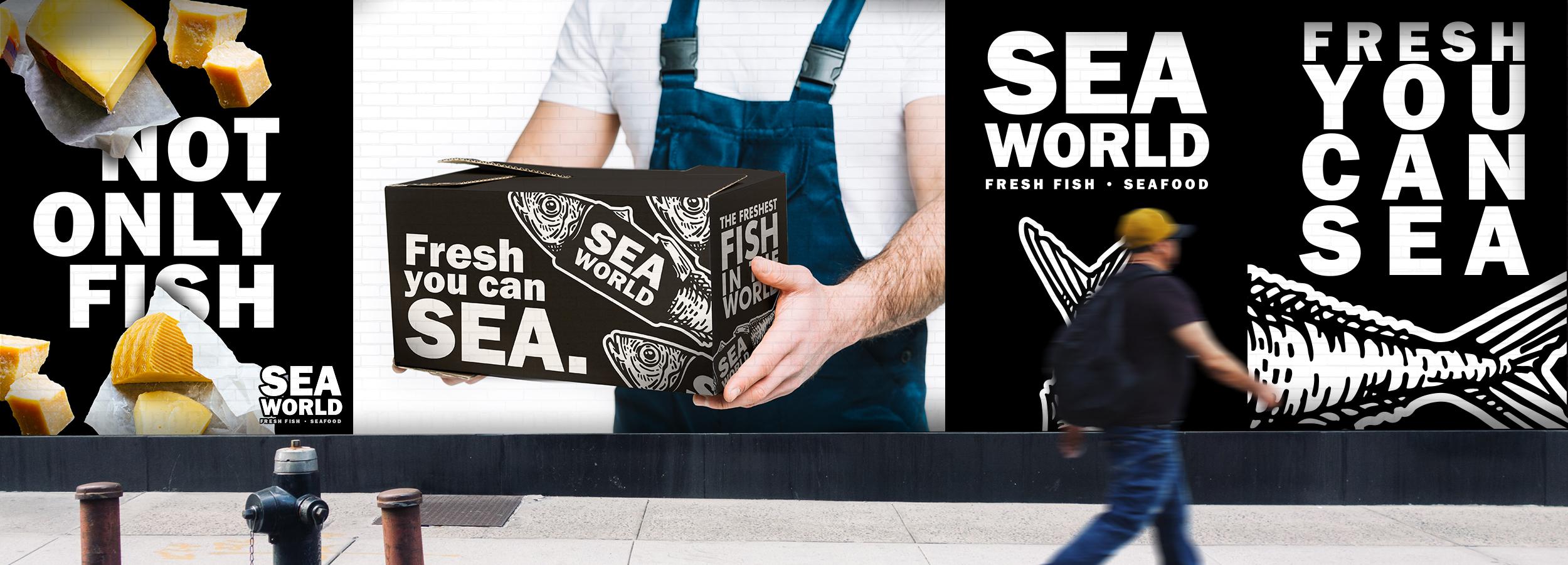 Muuaaa Design Agency Rebrands Sea World PR
