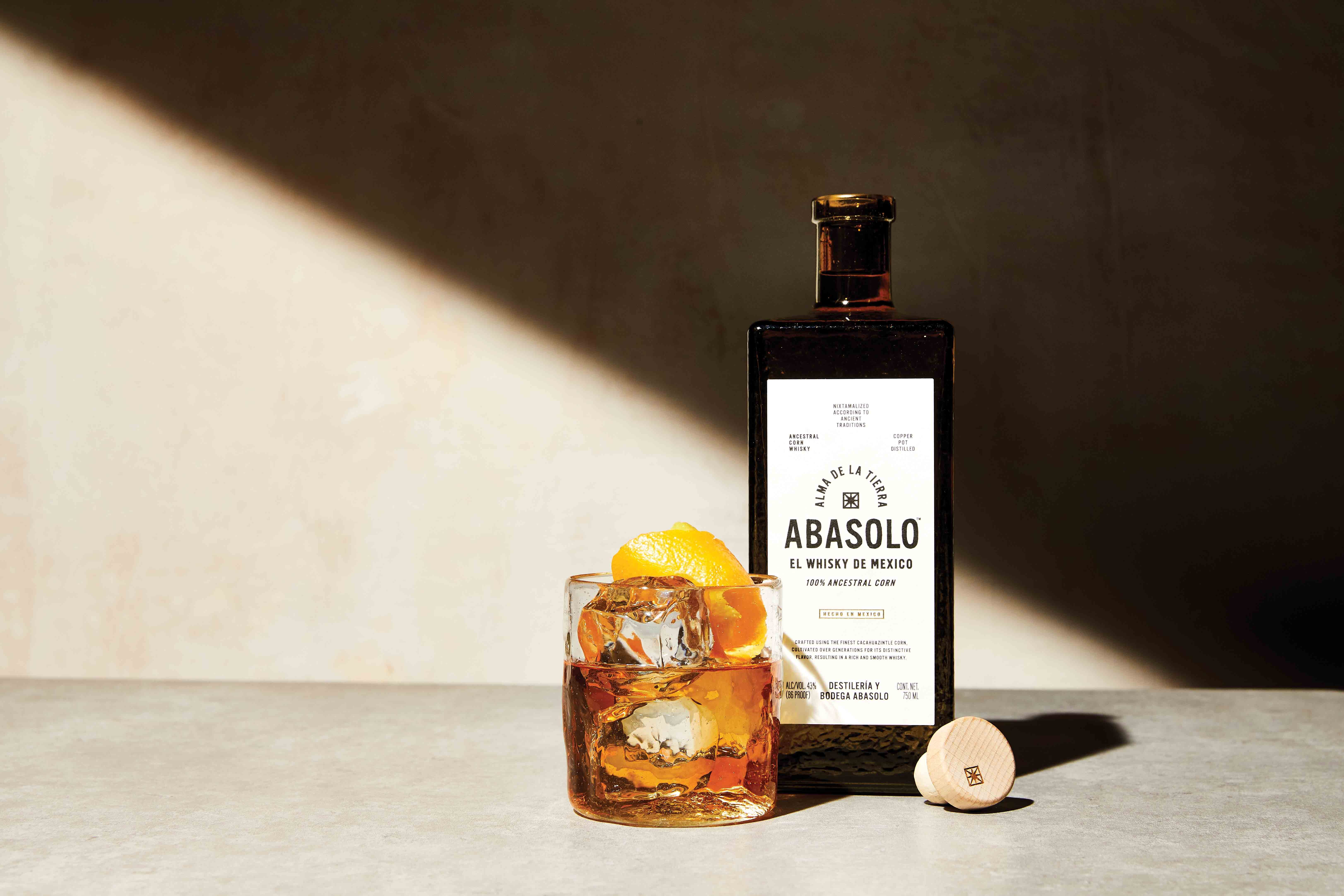 Abasolo Ancestral Corn Whisky Pays Homage to Mexico's Heritage