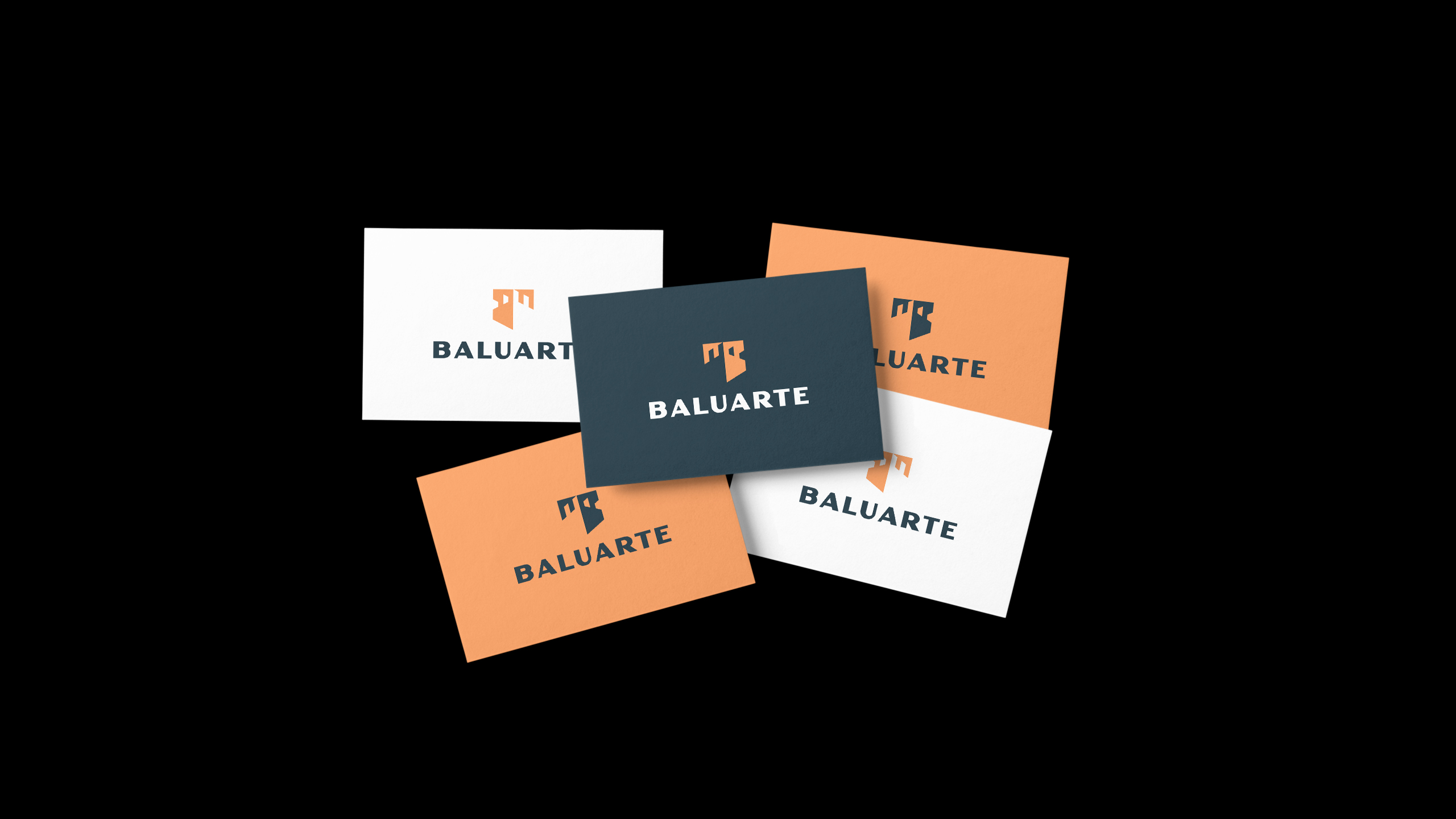 Baluarte a Business Consulting Company Branding by Berriel Brand