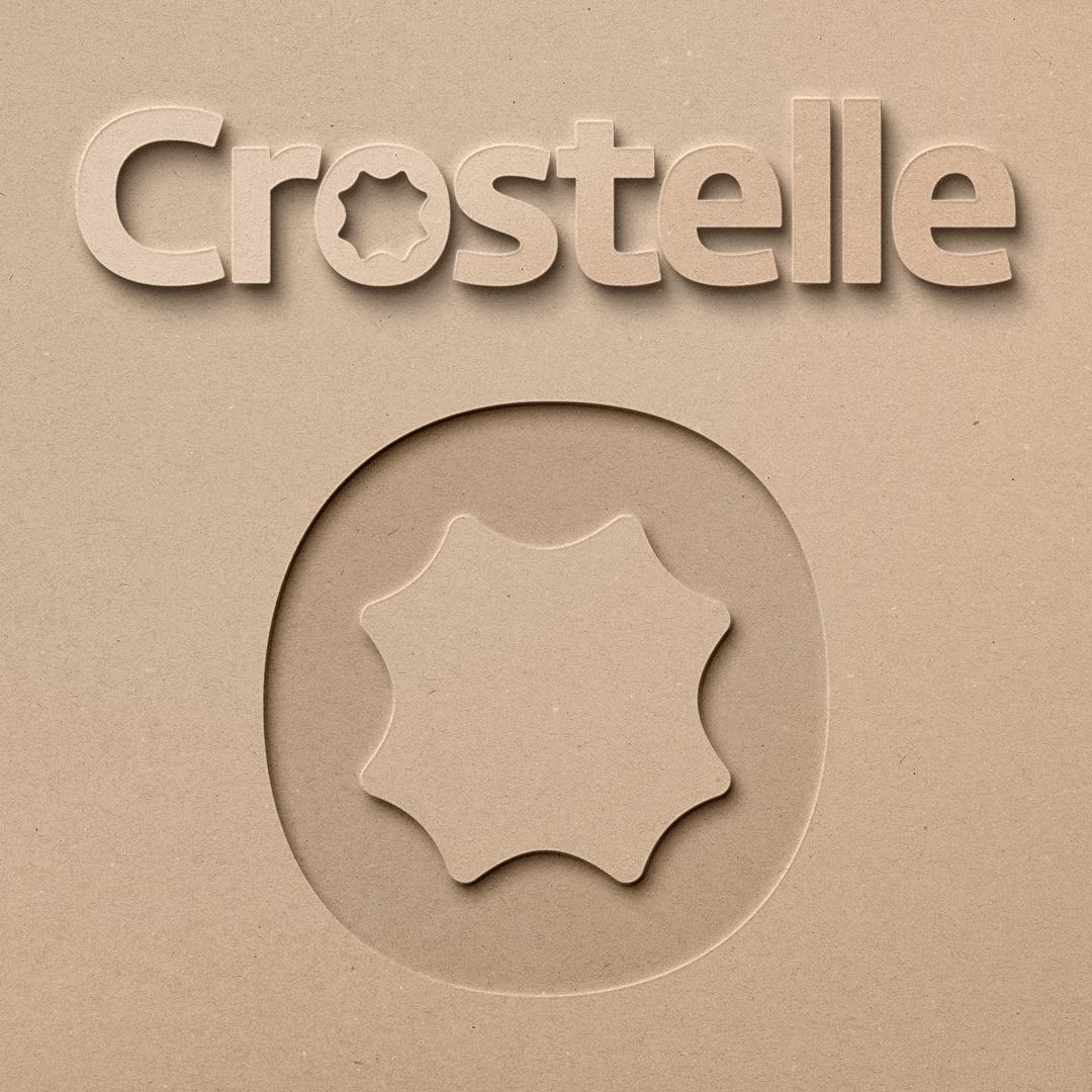 Mol Design Studio Creates New Packaging Design for Crostelle