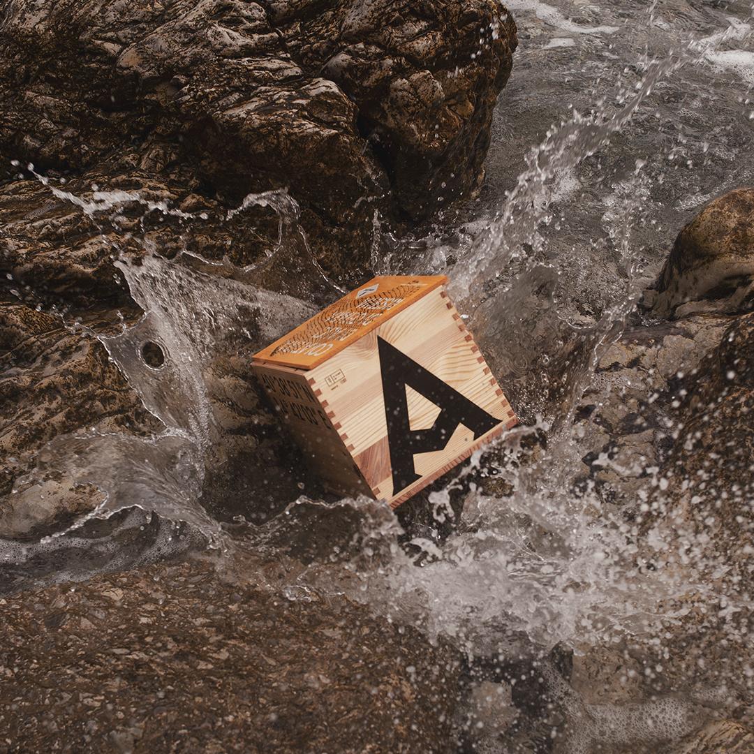 Lettera7 Design Packaging for Armatore Colatura di Alici Riserva