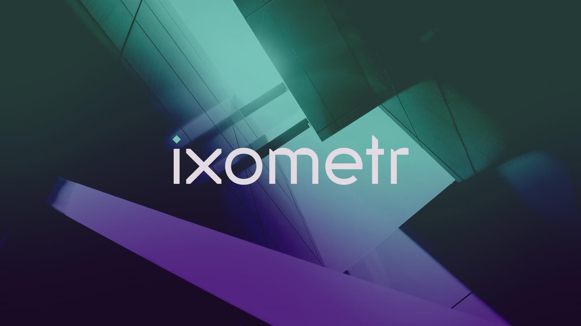 Visual Identity for the Company Ixometr by Levon Grigoryan