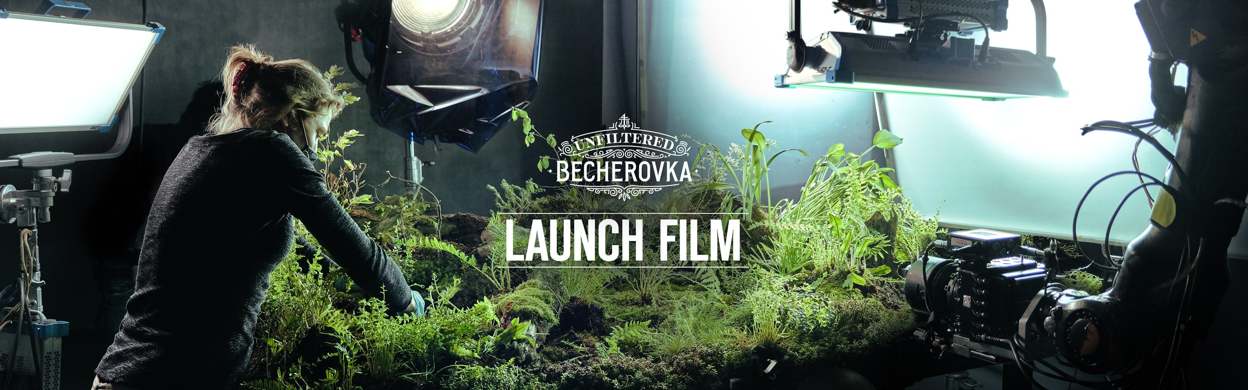 Cocoon Prague Create Pernod Ricard's Becherovka Unfiltered Launch Video