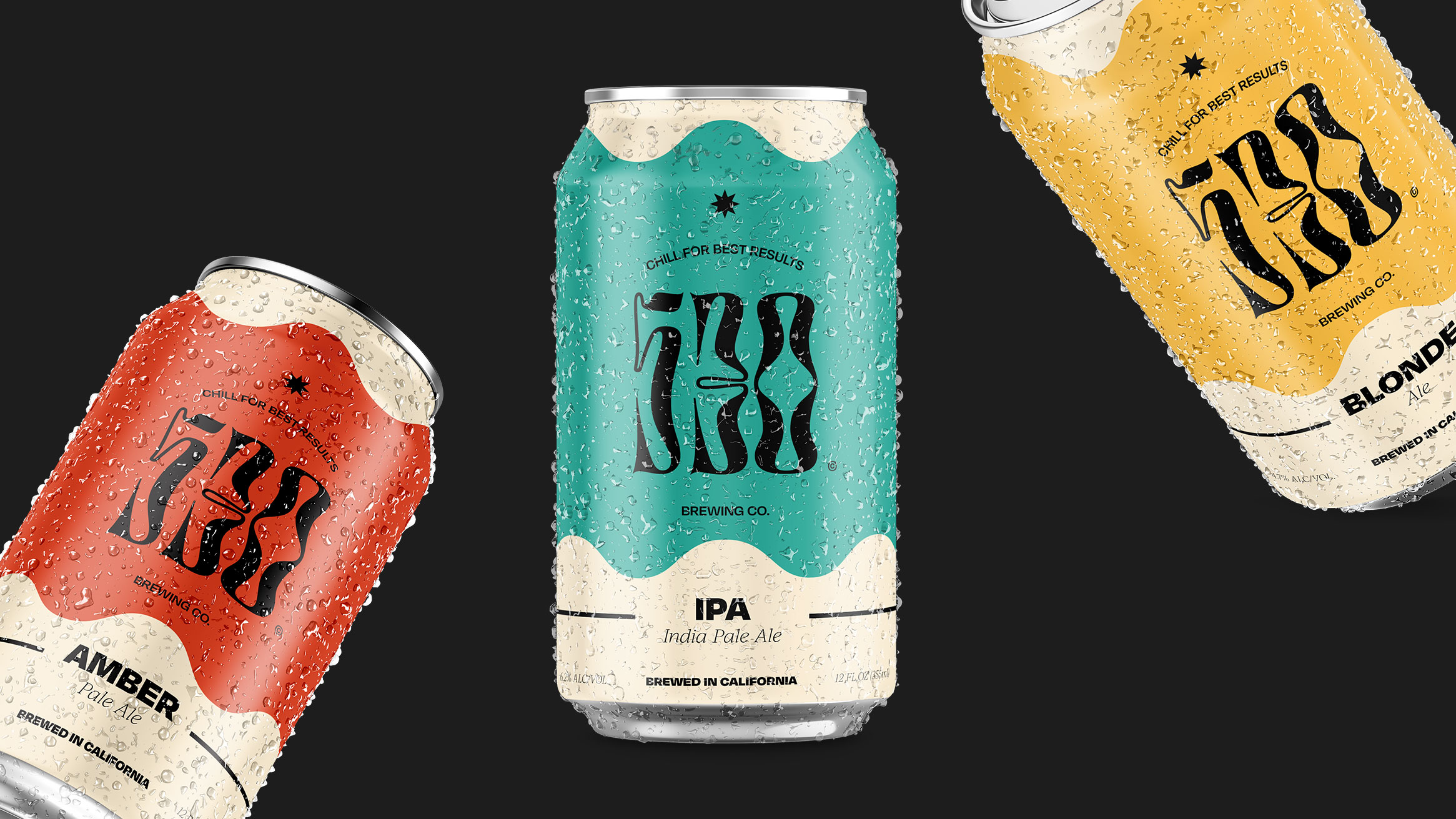 Laura Ángel Creates 530 Craft Beer Brand and Packaging Design