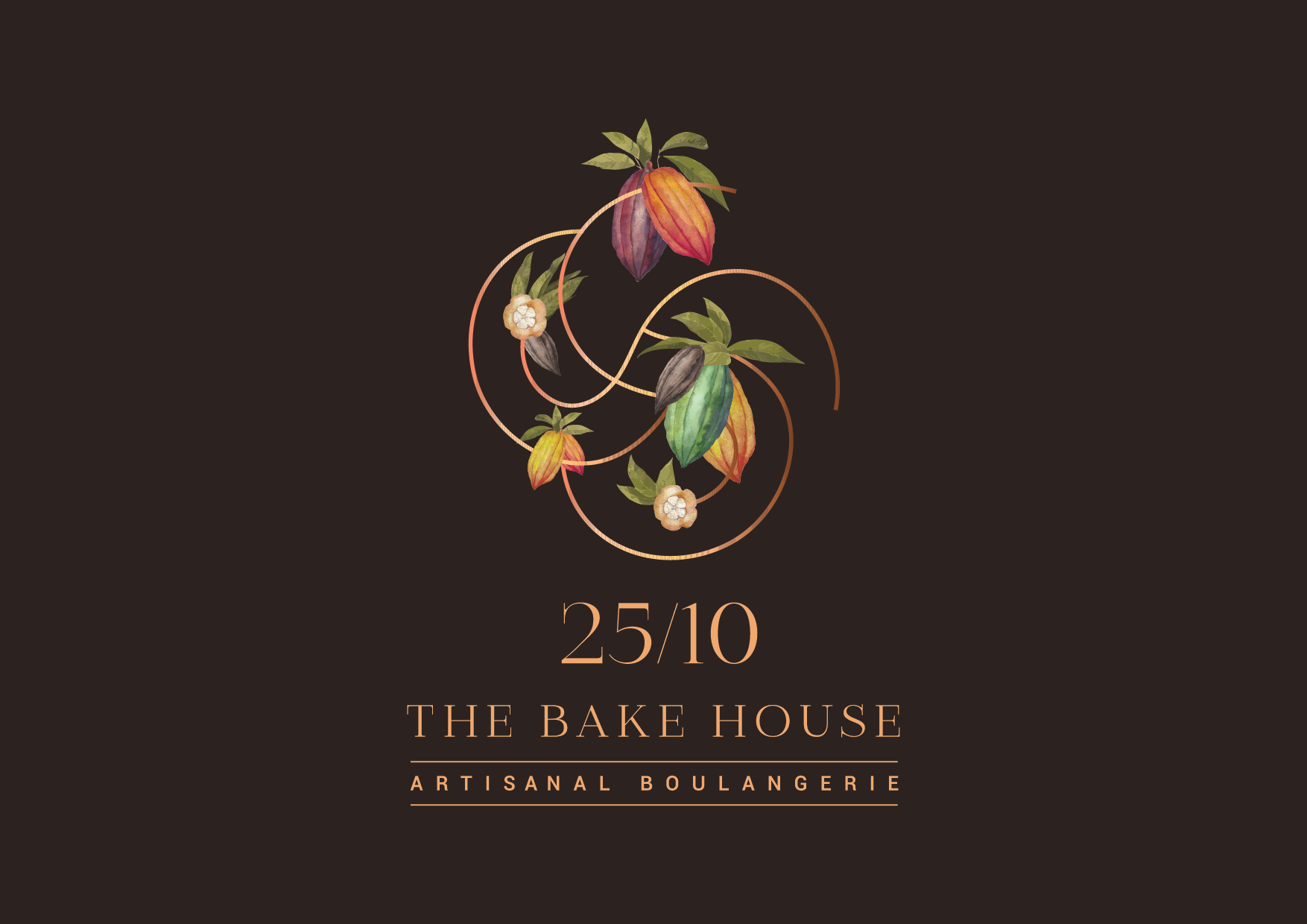 25/10 The Bakehouse Gets Their Brand Designed by 78 Design
