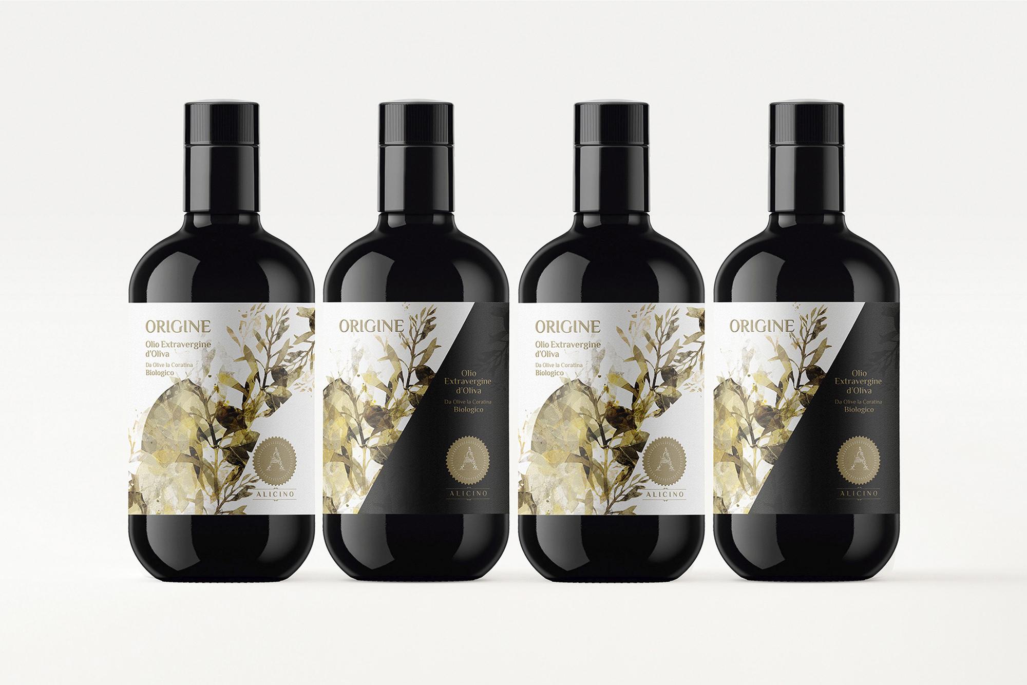 Armoder Designs the Range of Olive Oils for the Azienda Alicino