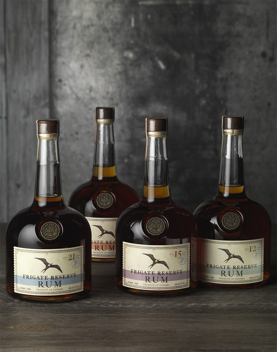 CF Napa Helps Rum from Panama Take Flight