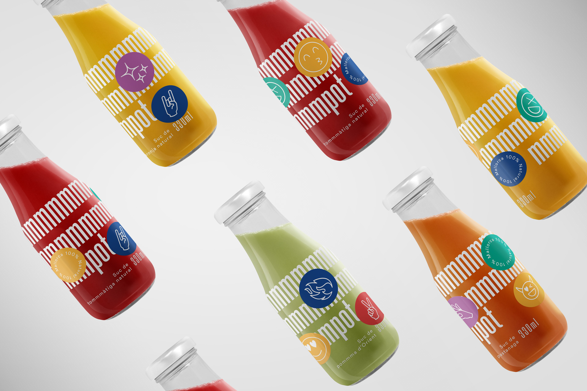 New Packaging Design by Barceló Estudio That Helps to Regulate The Waste of Food in Mallorca
