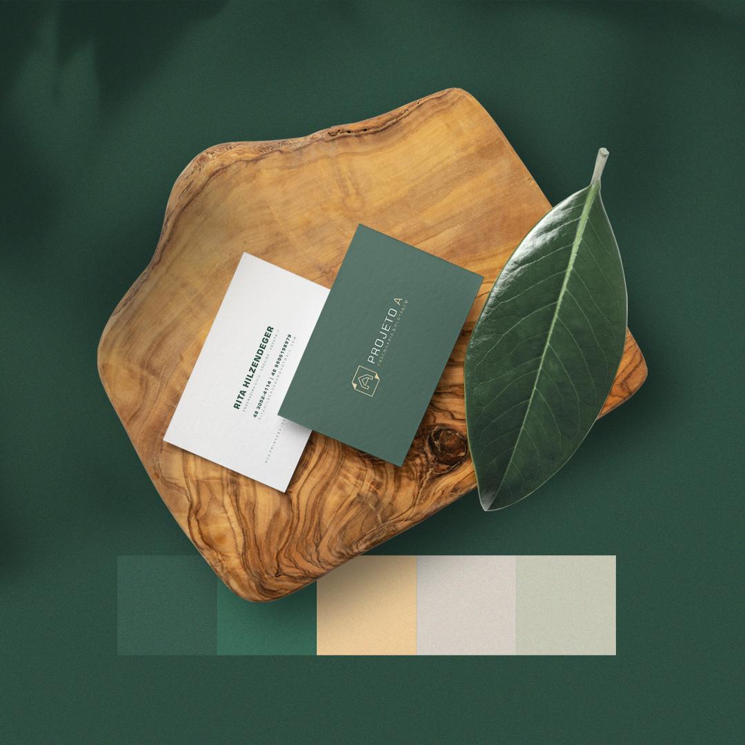 Alexandre Brandl Creates Brand and Visual Identity for Projeto A
