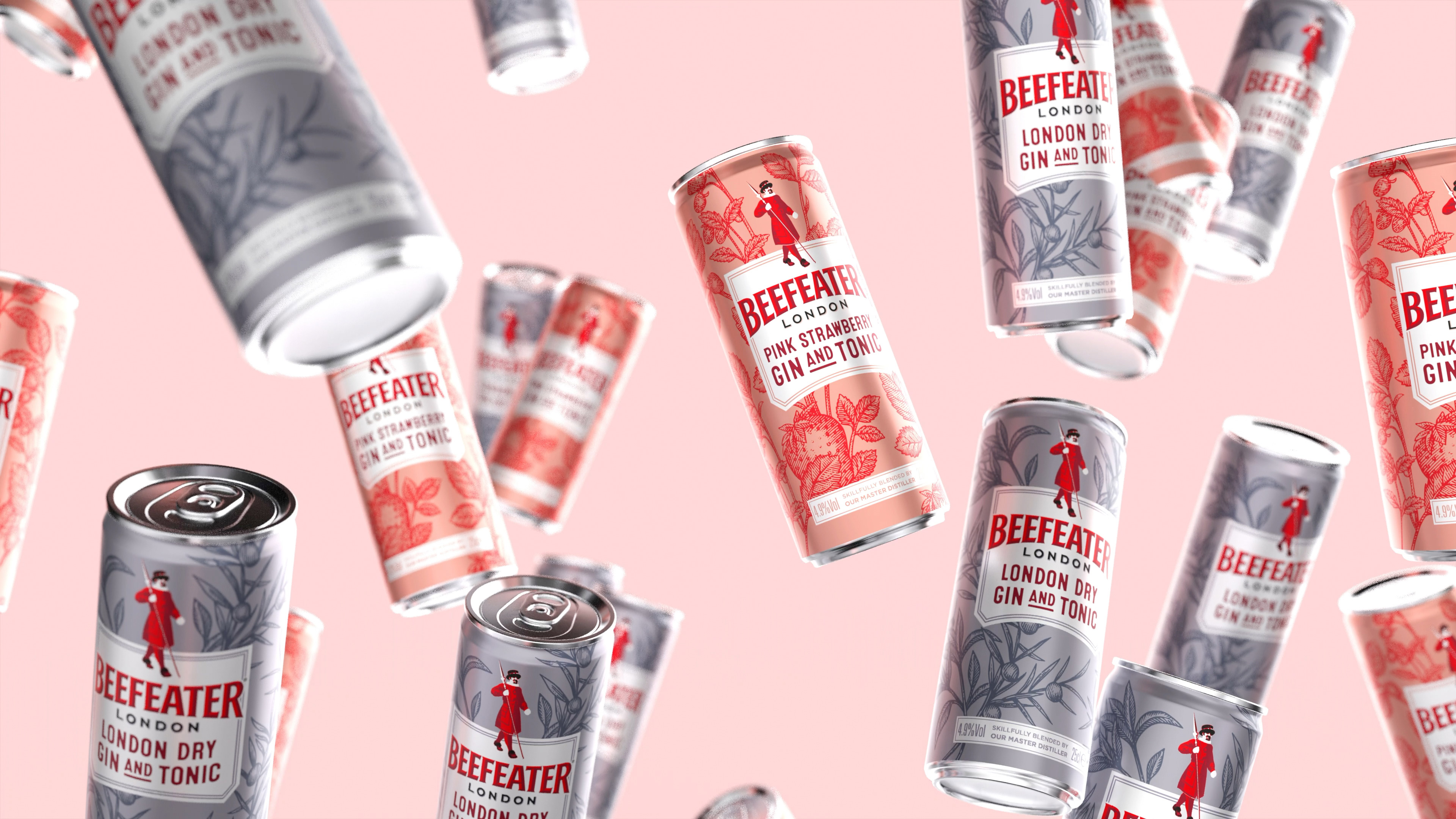 Boundless and Beefeater Launch Into Ready to Drink Market